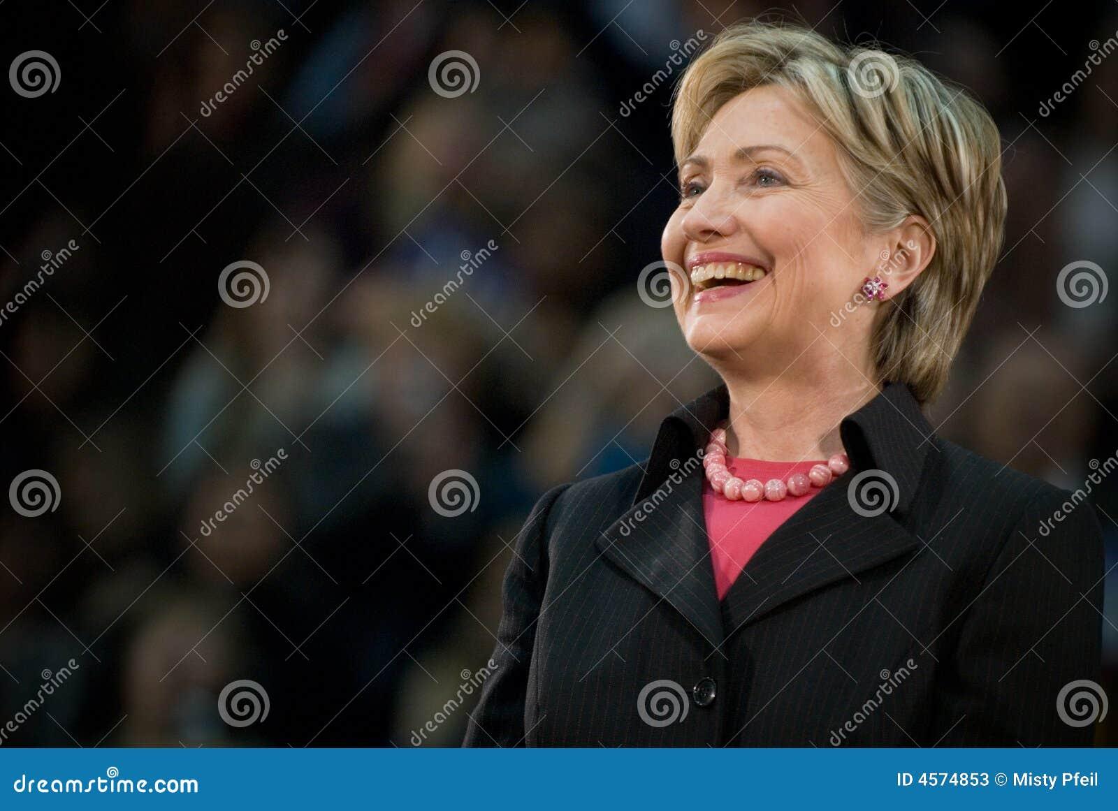 Hillary Clinton - Horizontal Smiling 2