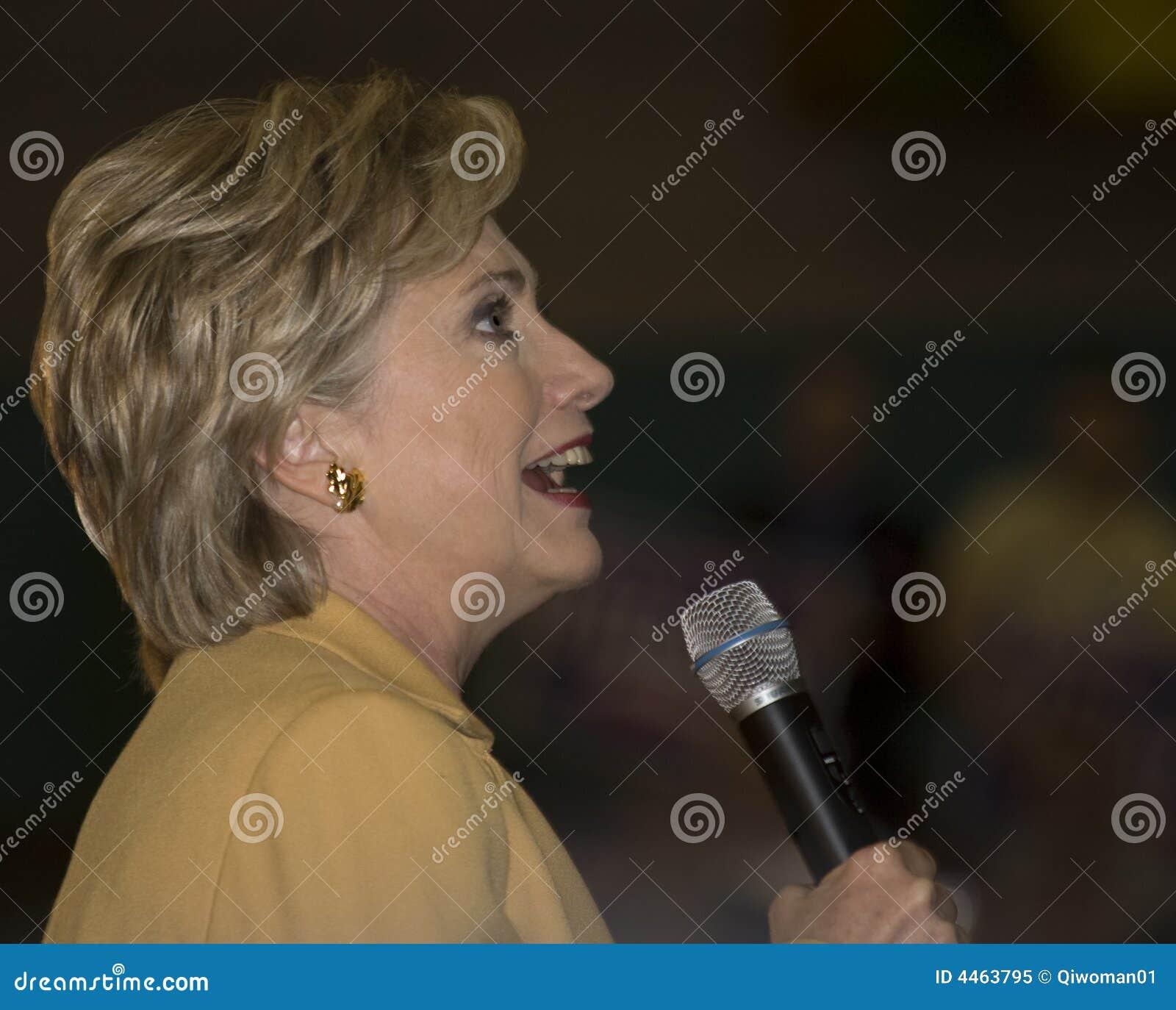 Hillary Speaks in Dallas