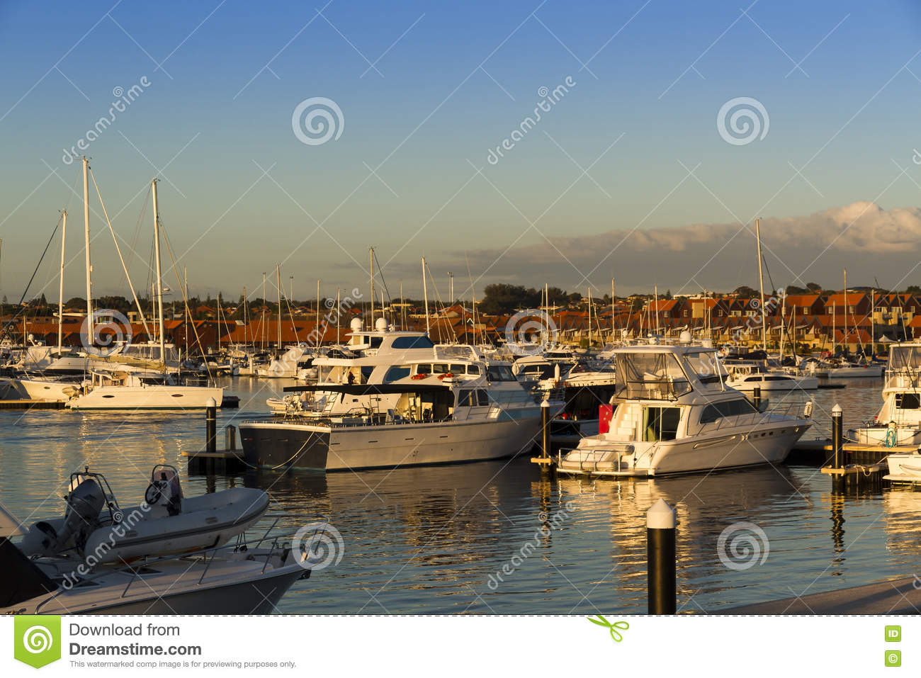 Boat Harbour Australia  city pictures gallery : Hillarys boat harbor north of Perth, Western Australia.