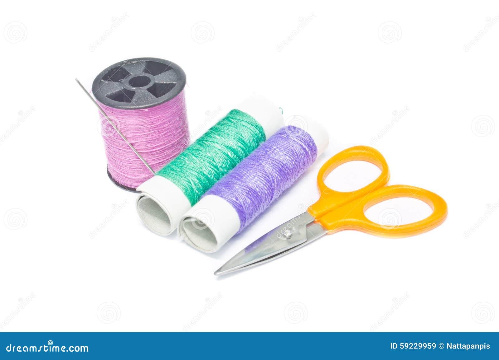 Download Hilo de coser imagen de archivo. Imagen de cosa, bobina - 59229959