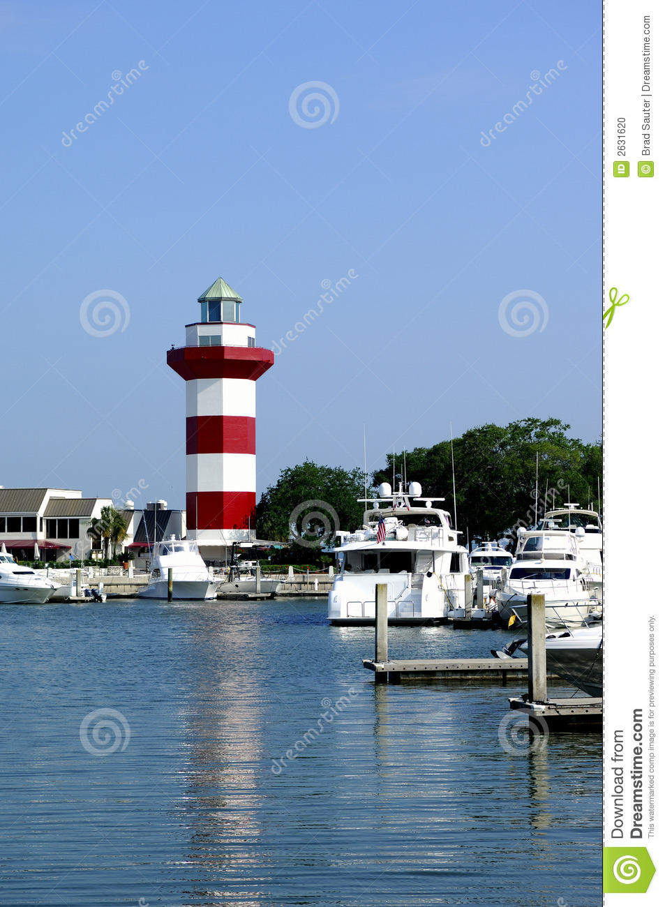 Hilton Head Stock Photo Image 2631620