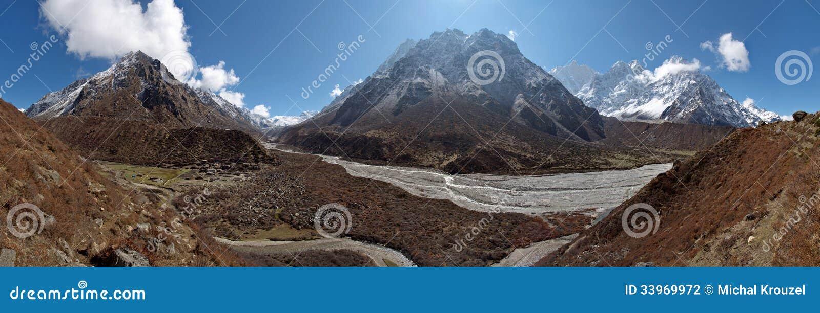 Himalaja-Landschaft