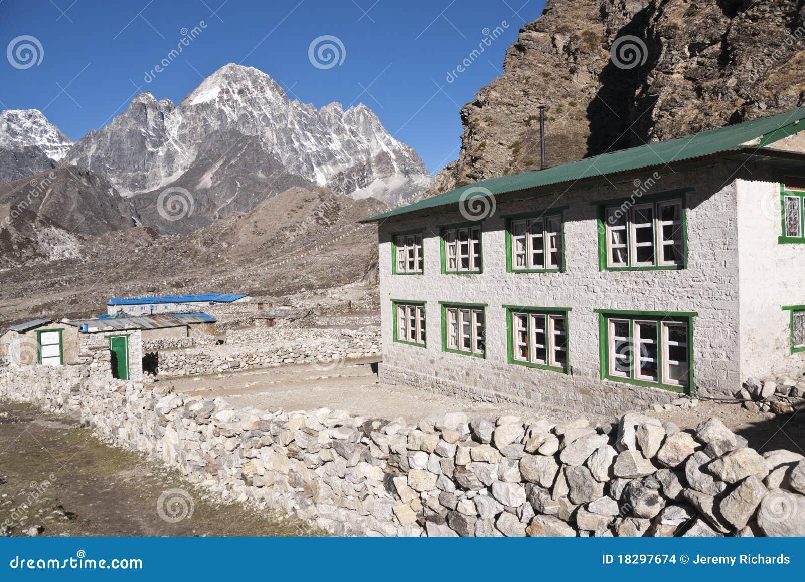 Himalayan Teahouse Stock Images Image 18297674
