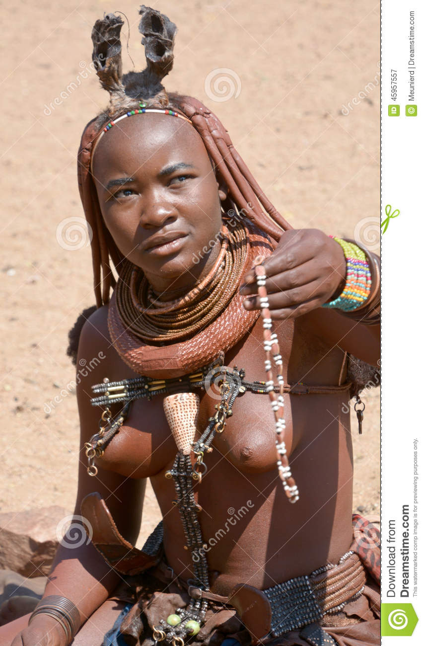 Nude African Tribal Women - New Naked Girls-1256