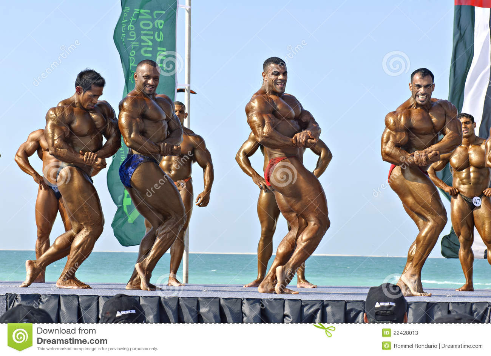 HIMMEL-STURZFLUG-DUBAI-Bodybuilding-Meisterschaft 3