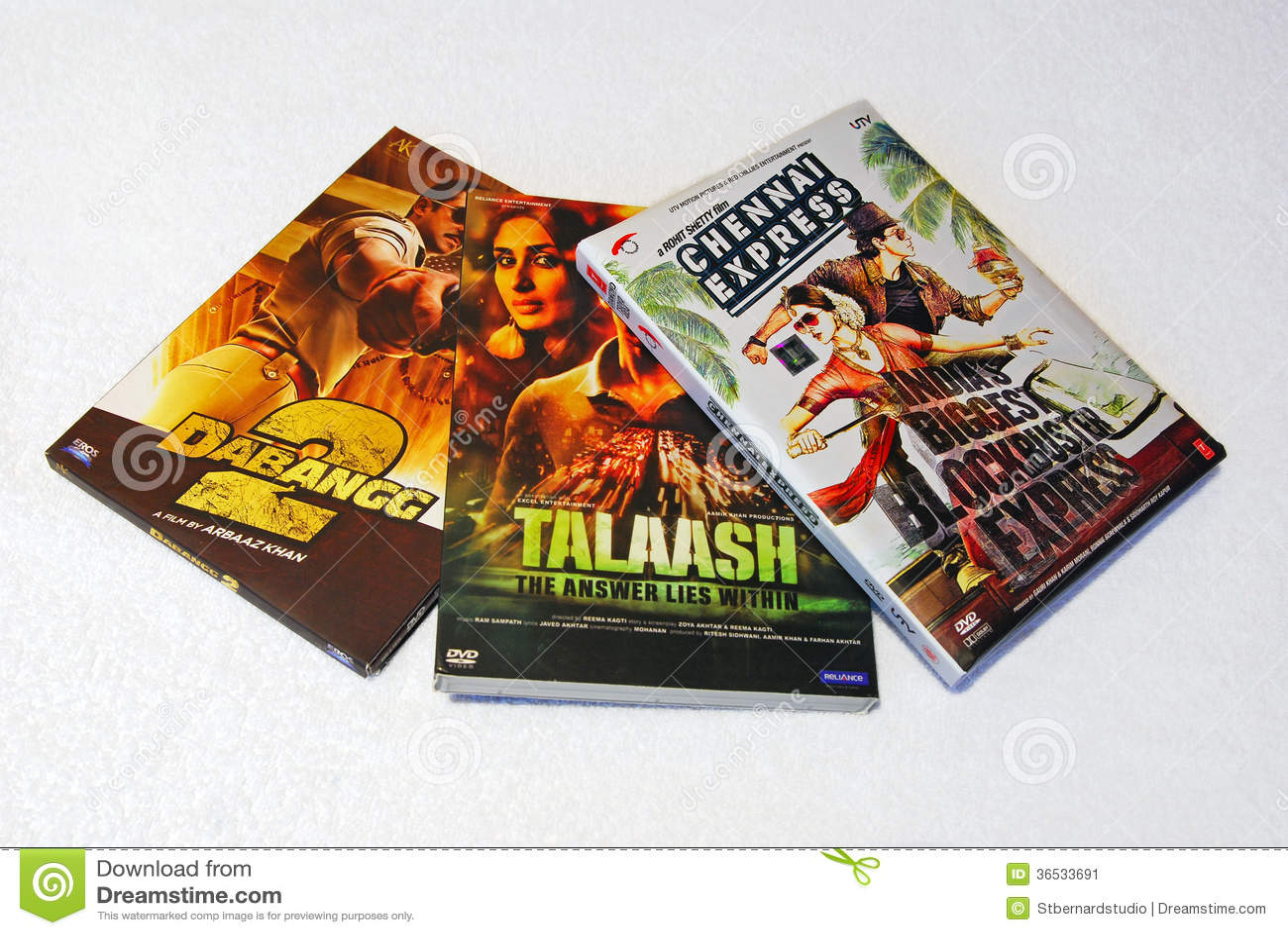 Hindi Movie DVD