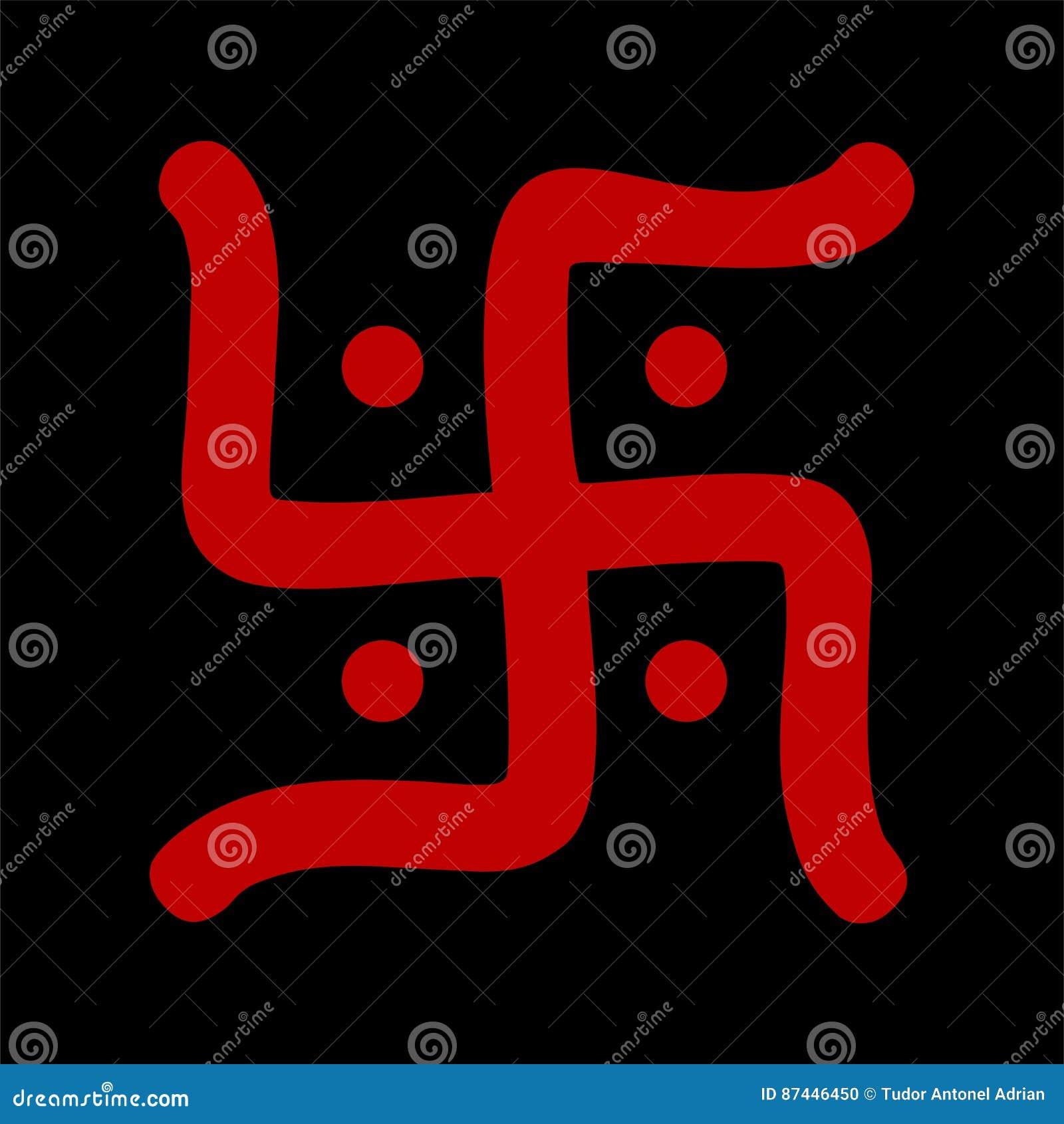 Bedeutung von Hakenkreuze in hindi