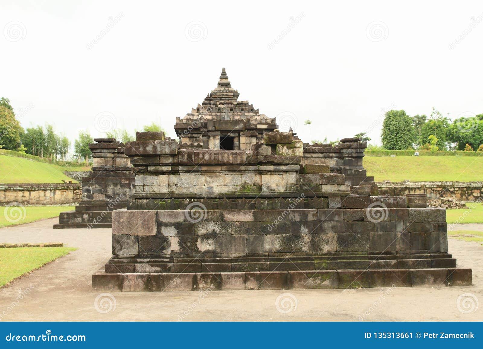 Hindoese tempel Sambisari - centraal deel