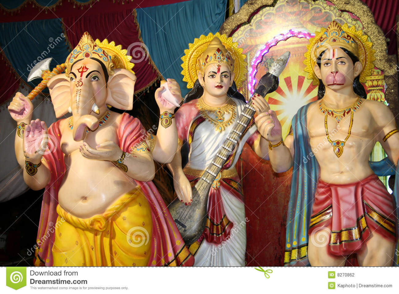 how to get power from god hindu