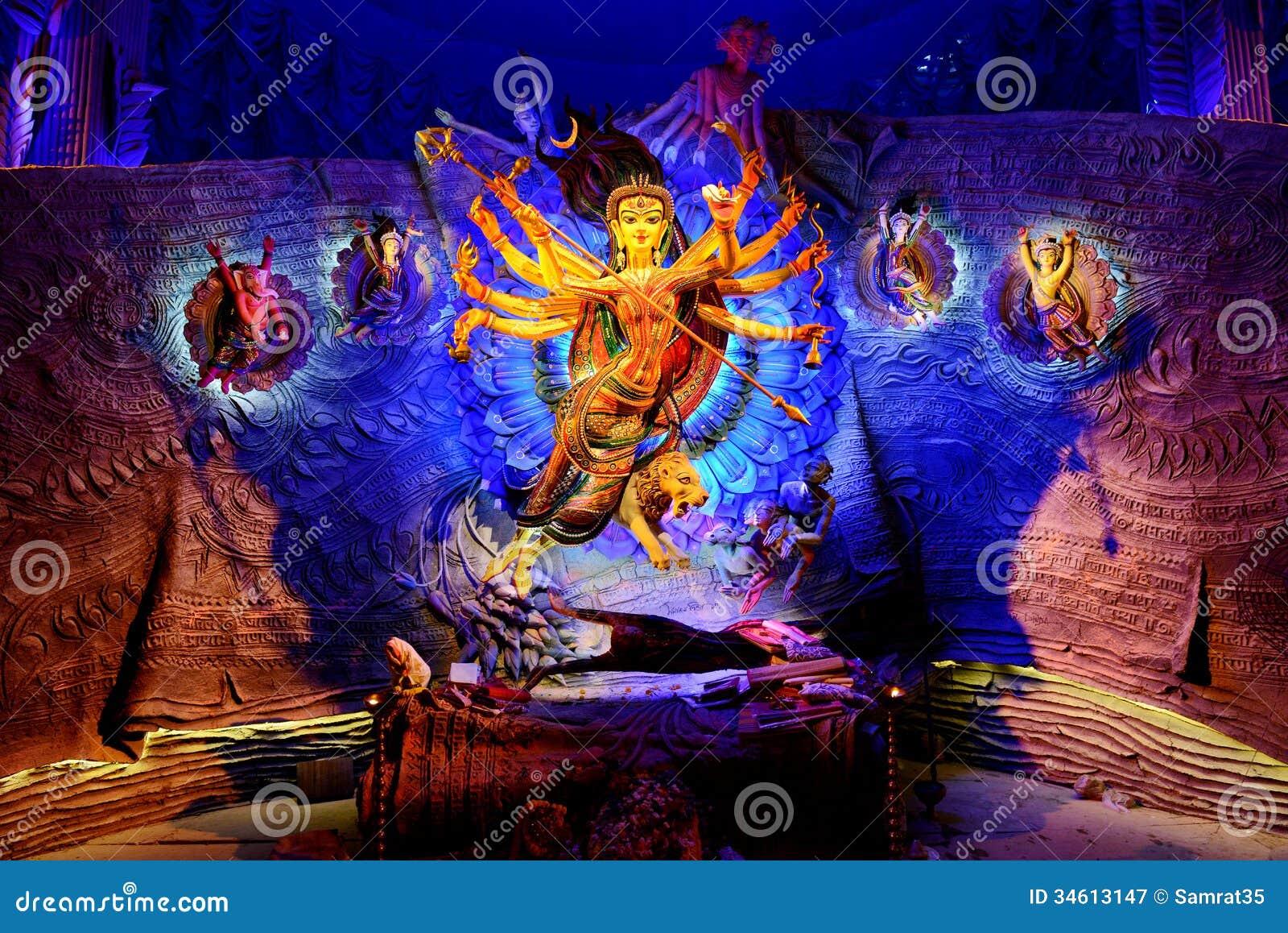 Hindu Mythology Editorial Photography - Image: 34613147