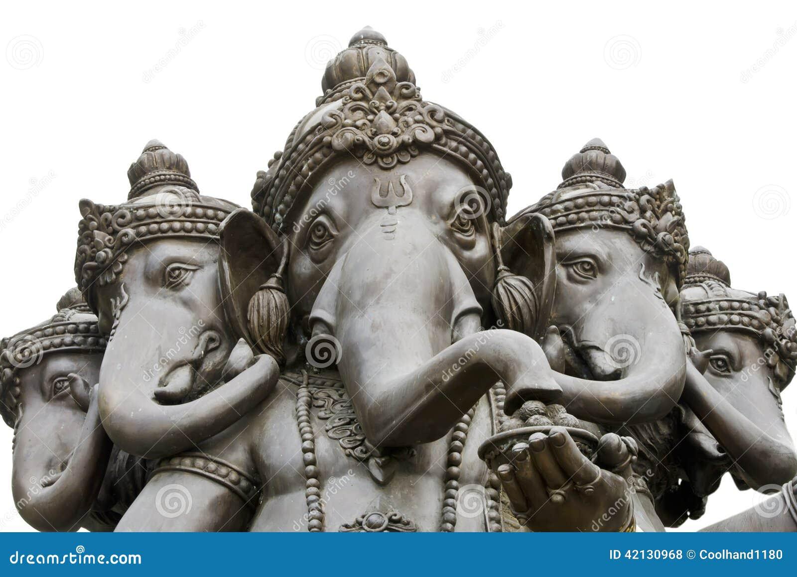 Hinduisk gud Ganesh