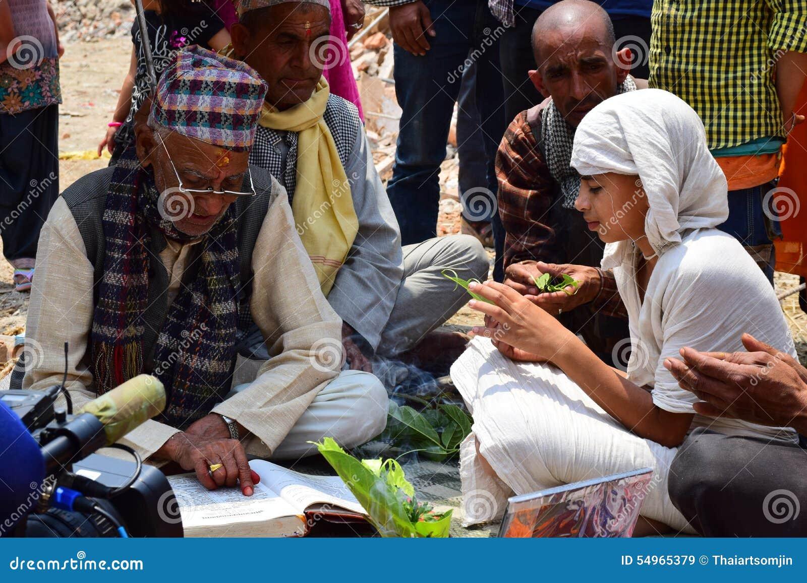 hindu funeral ceremony rituals