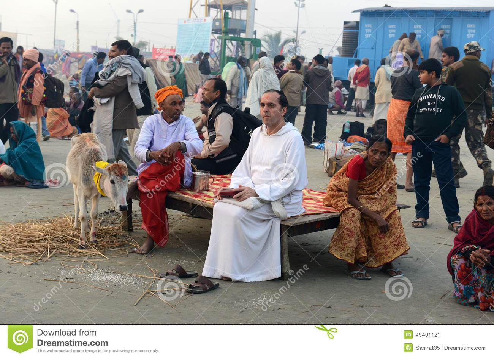 Download Hinduistisches Festival redaktionelles foto. Bild von glaube - 49401121