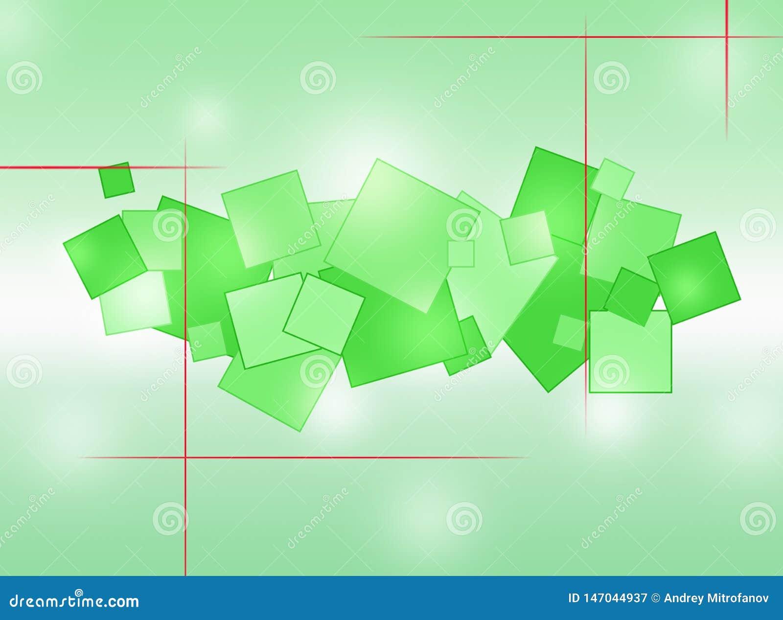 Hintergrund Abstraktion mit farbigen Kreisen