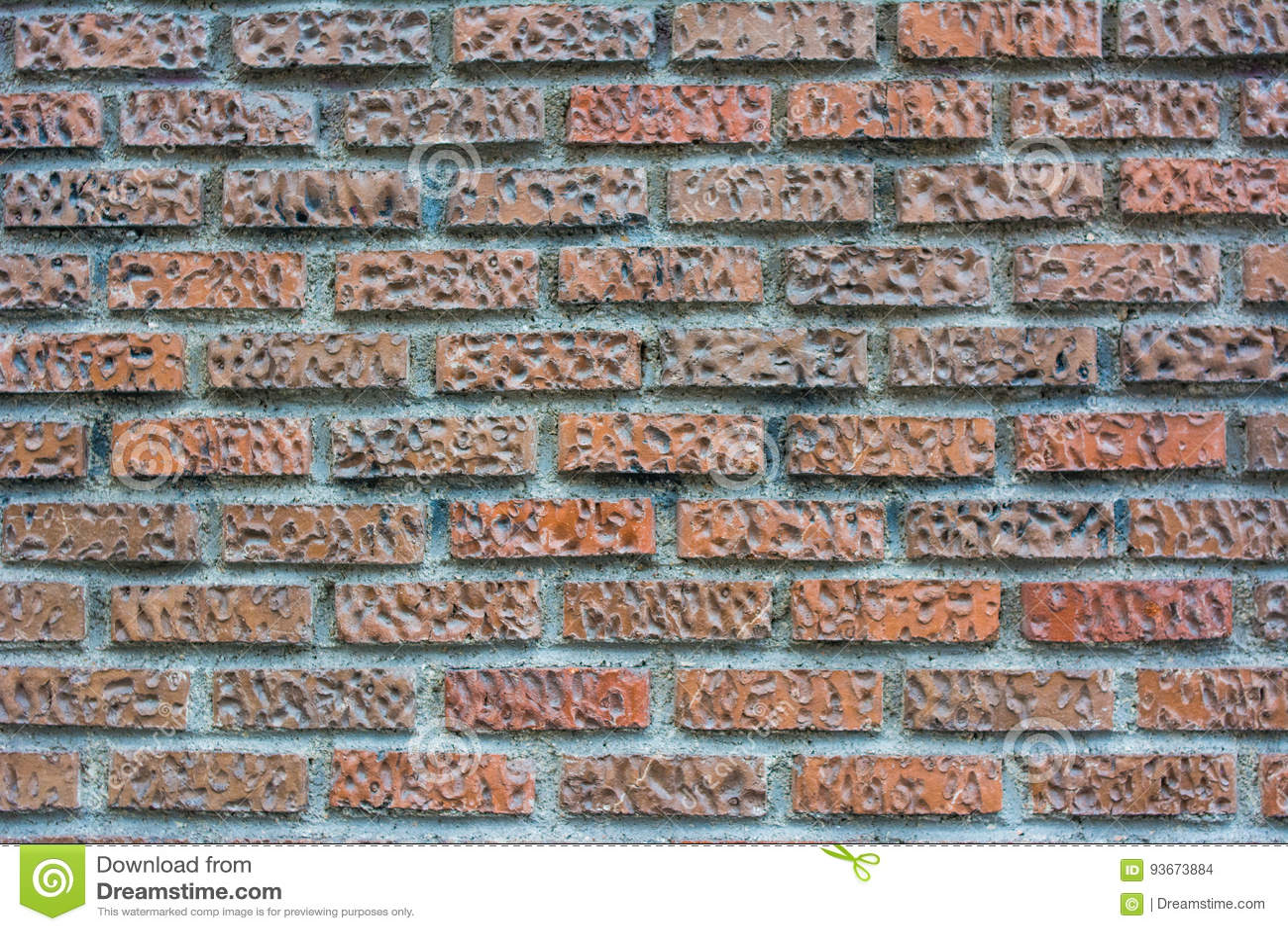Hintergrund Der Alten Schmutzbacksteinmauerbeschaffenheit Stockfoto   Bild von kleber, altern ...