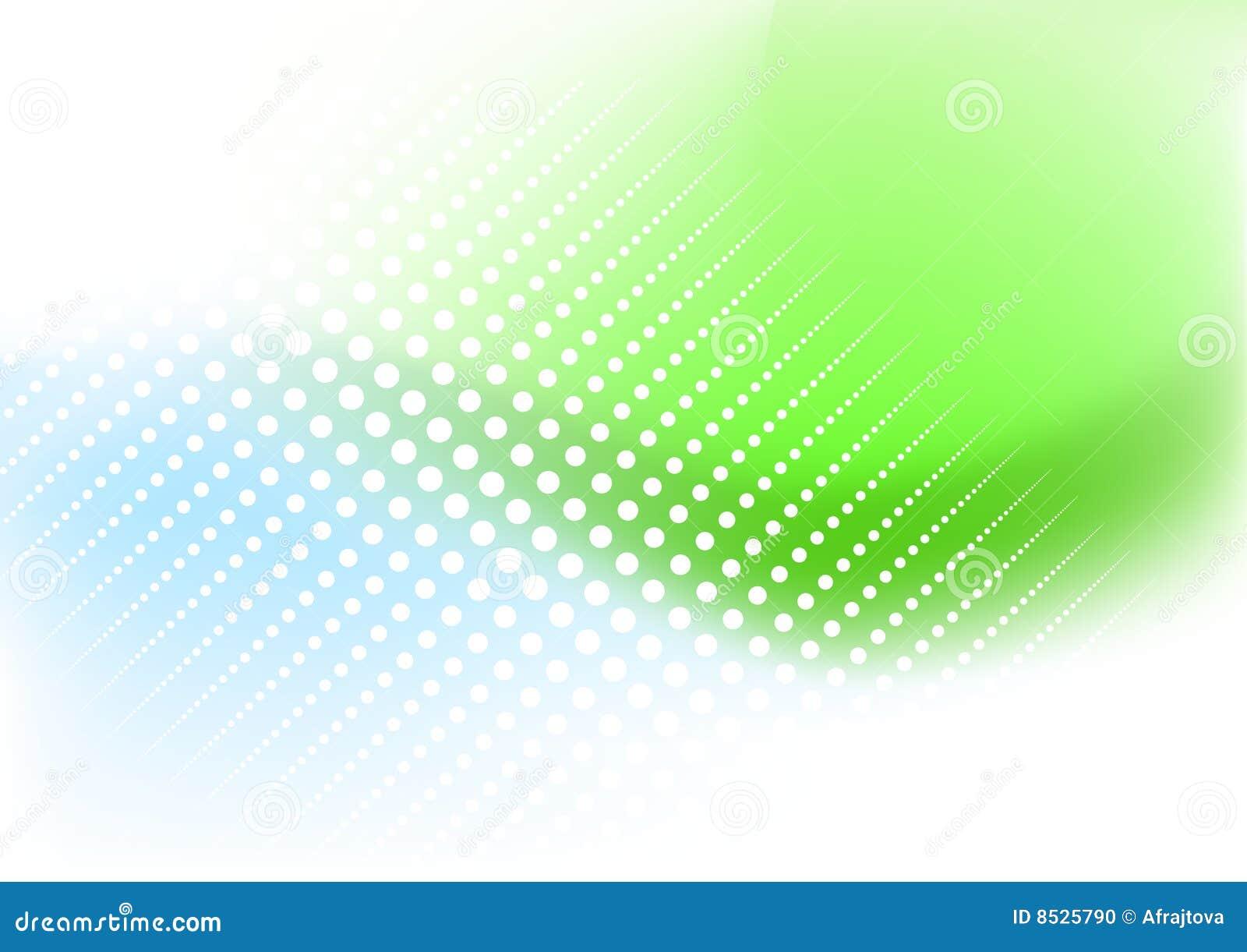 Hintergrund des blauen Grüns