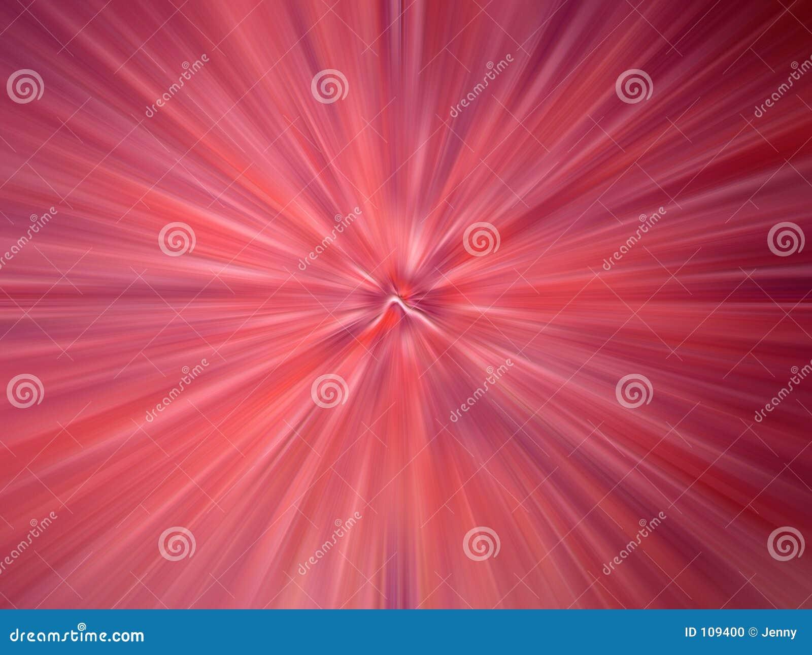 Hintergrund - farbige Explosion