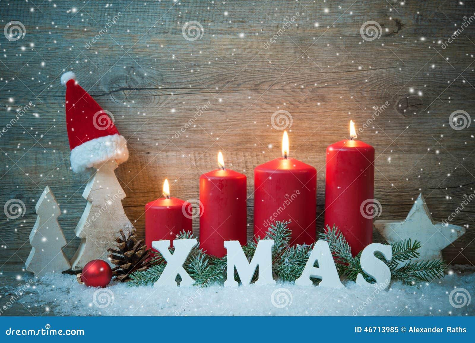 hintergrund mit kerzen und schneeflocken f r weihnachten stockfoto bild 46713985. Black Bedroom Furniture Sets. Home Design Ideas