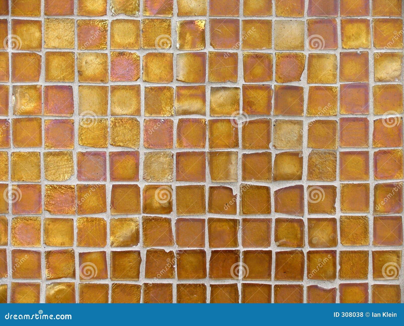 hintergrund muster der orangen und kupfer glas fliesen lizenzfreie stockfotos bild 308038. Black Bedroom Furniture Sets. Home Design Ideas