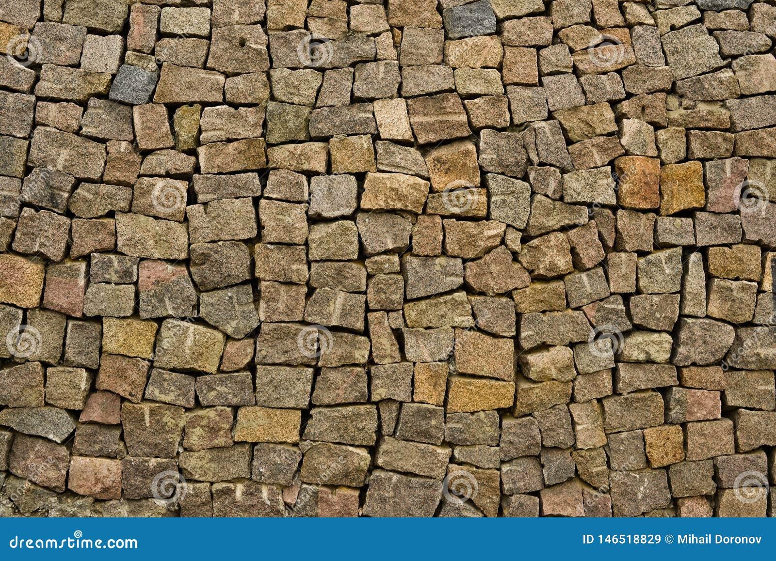 Hintergrund oder Beschaffenheit der Steinwand
