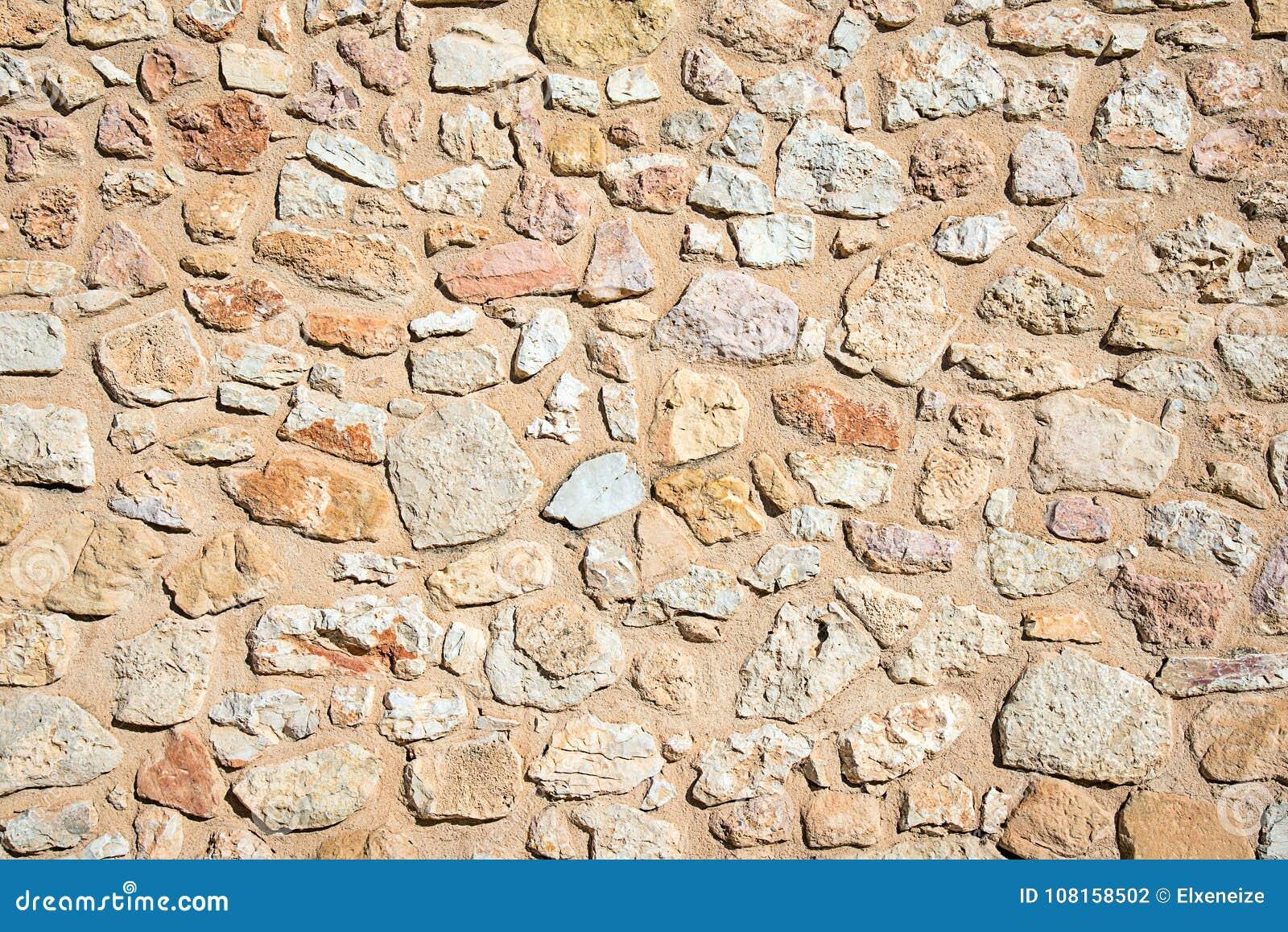 wand aus naturstein, hintergrund von der wand hergestellt vom naturstein stockfoto - bild, Design ideen