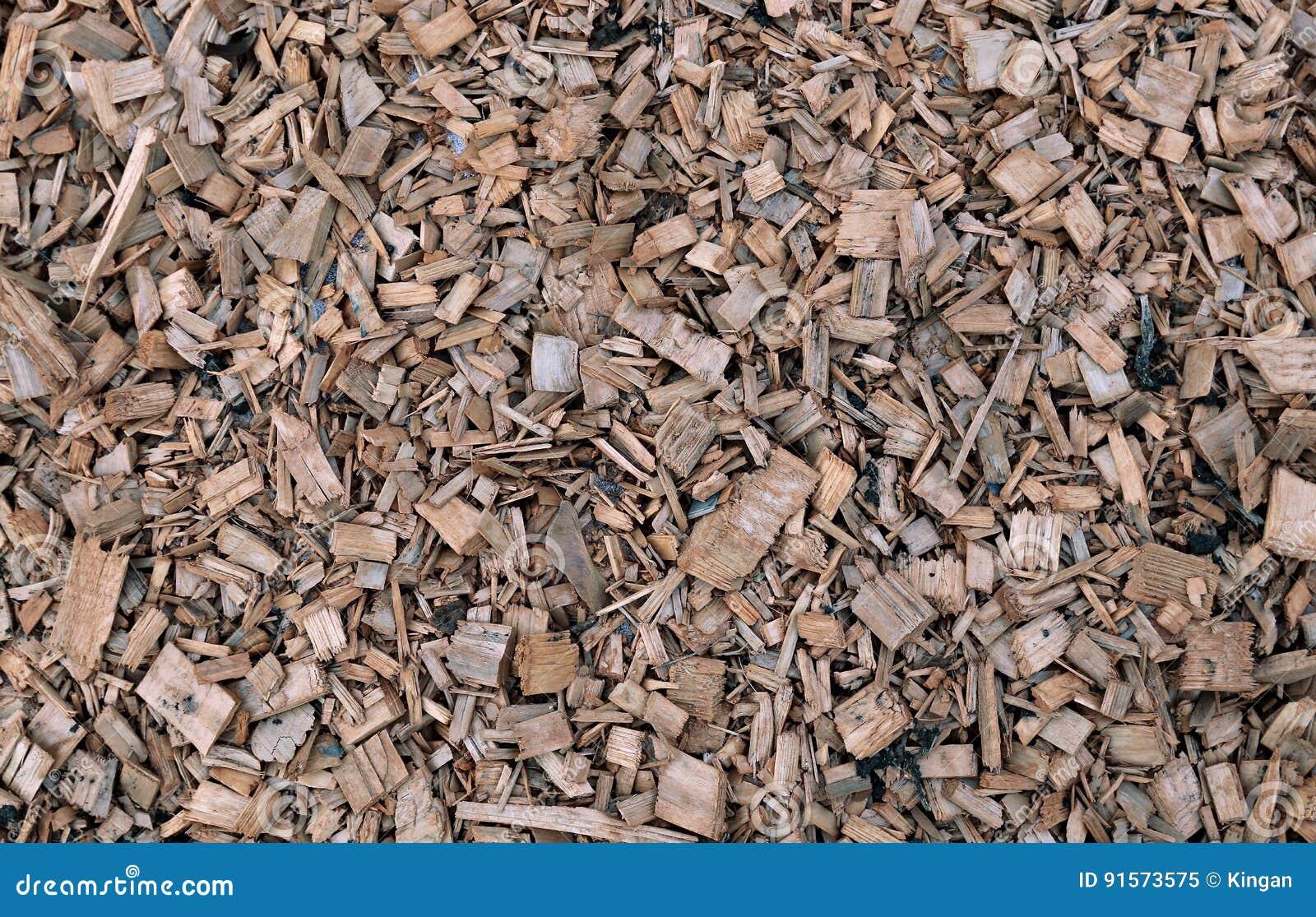 Hintergrund Von Gemalten Holzspänen Auf Dem Boden Stockbild Bild