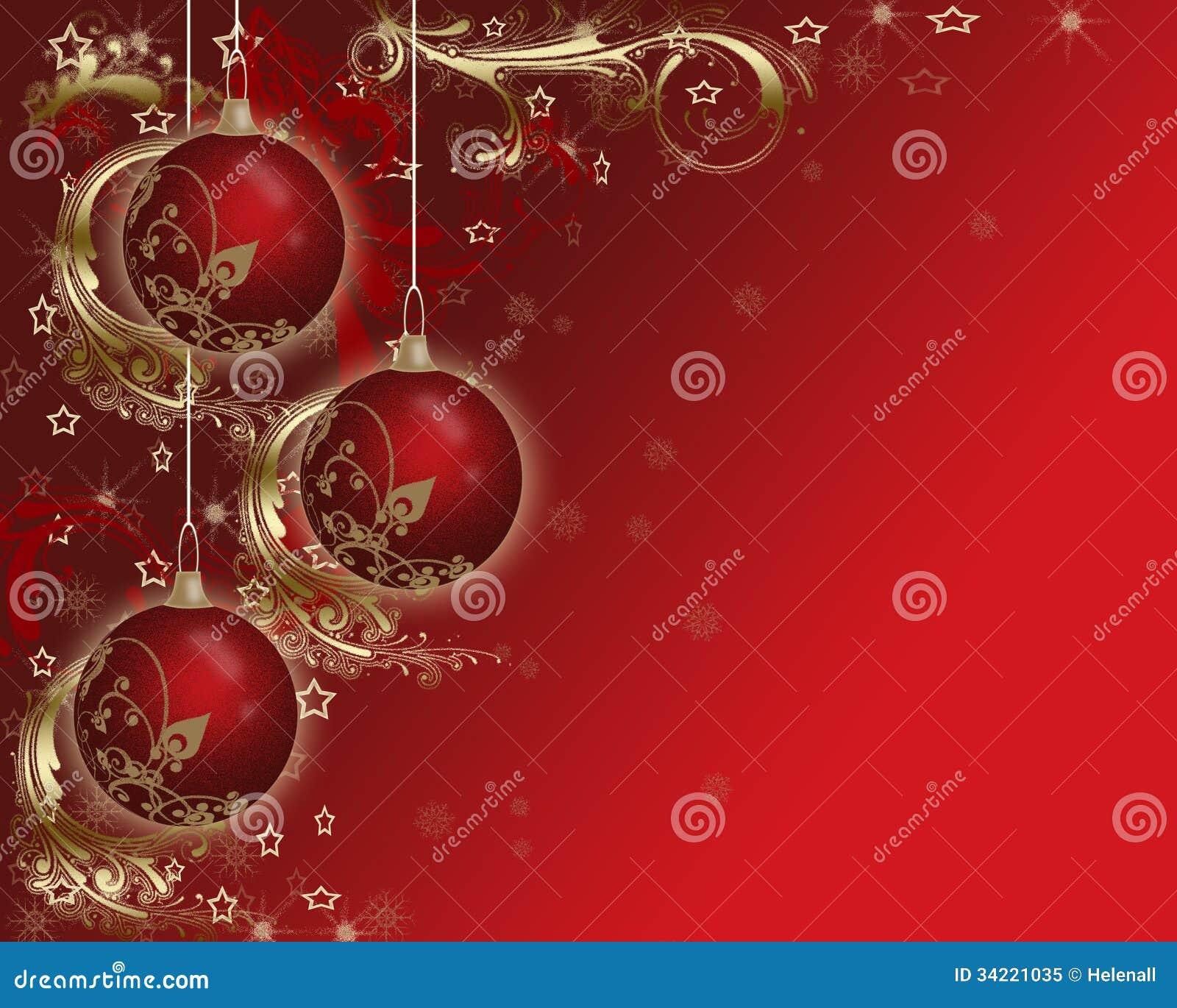 Hintergrund von weihnachtskarten stock abbildung illustration von schneeflocken jahr 34221035 - Bilder weihnachtskarten ...