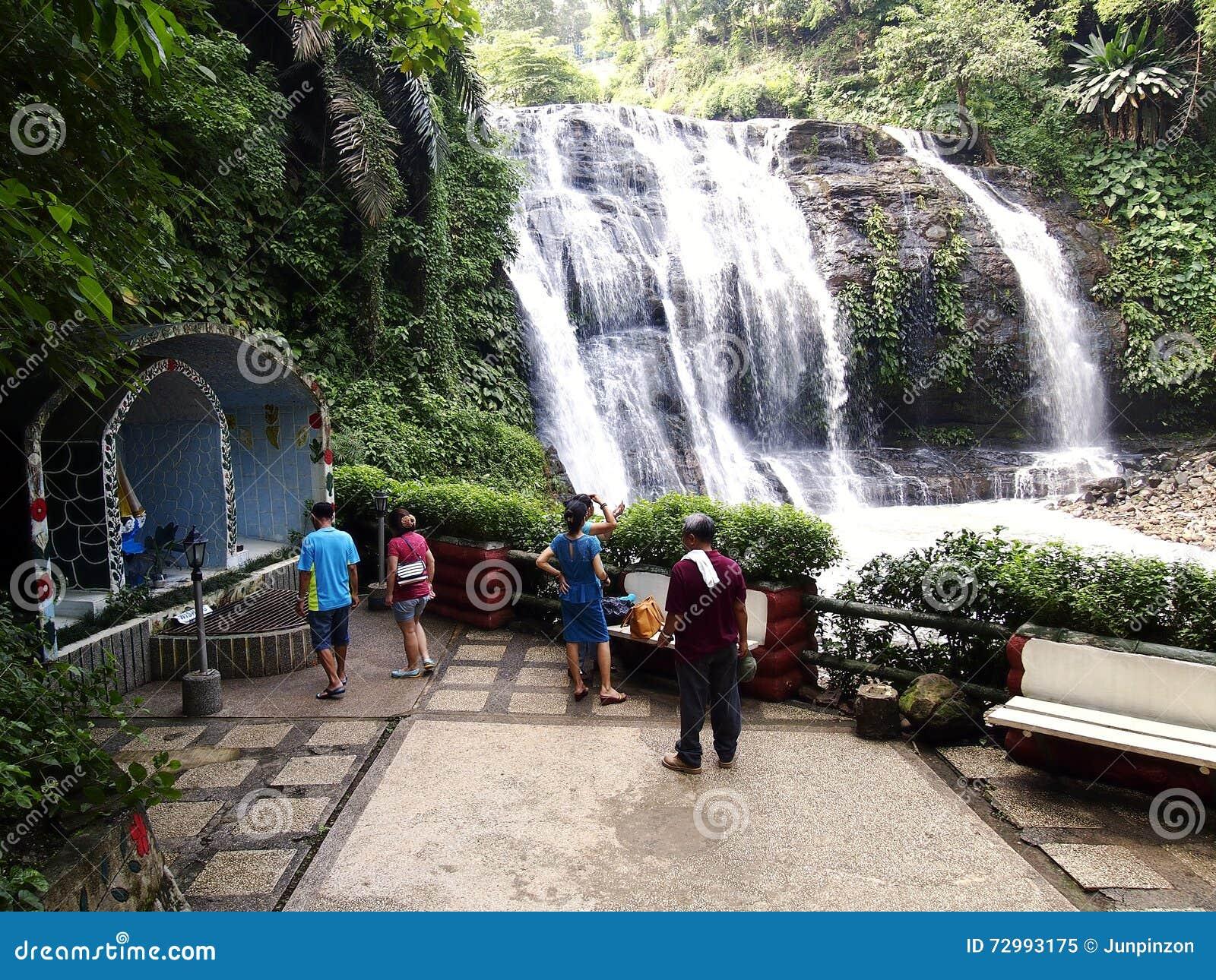 Hinulugang Taktak Nature Park In Taktak Road Antipolo City