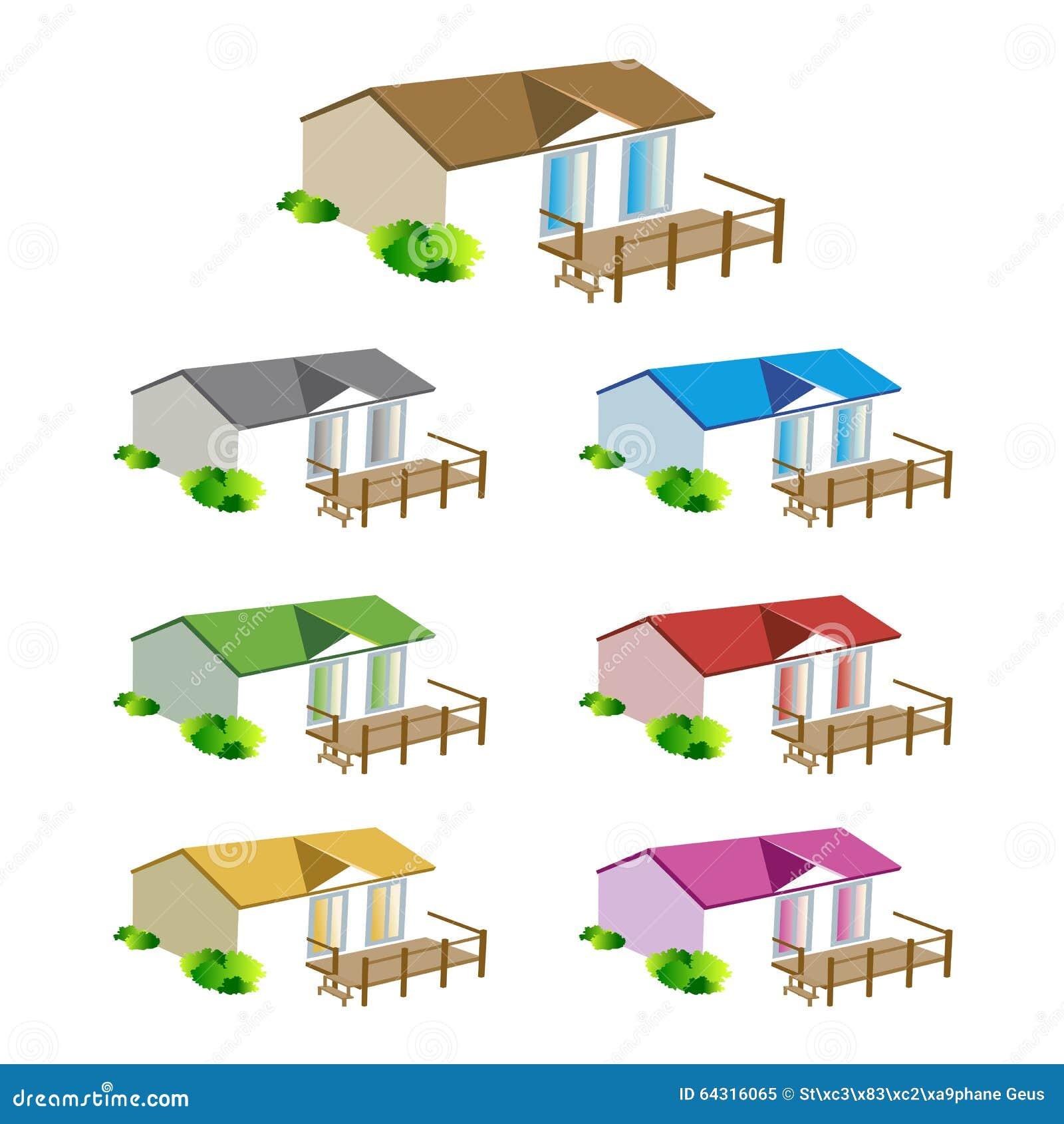 Hiomes mobili per la mappa di progettazione illustrazione for Programma disegno mobili