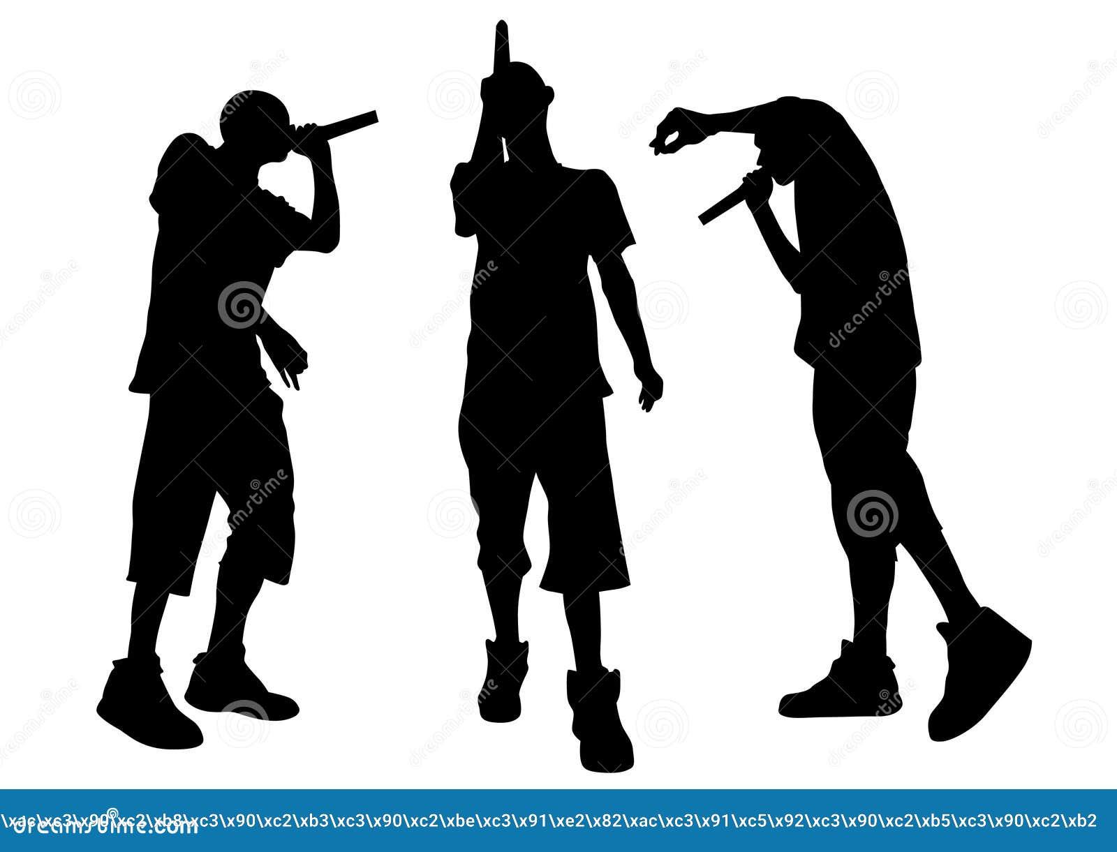 Hip hop artyści dziewięć