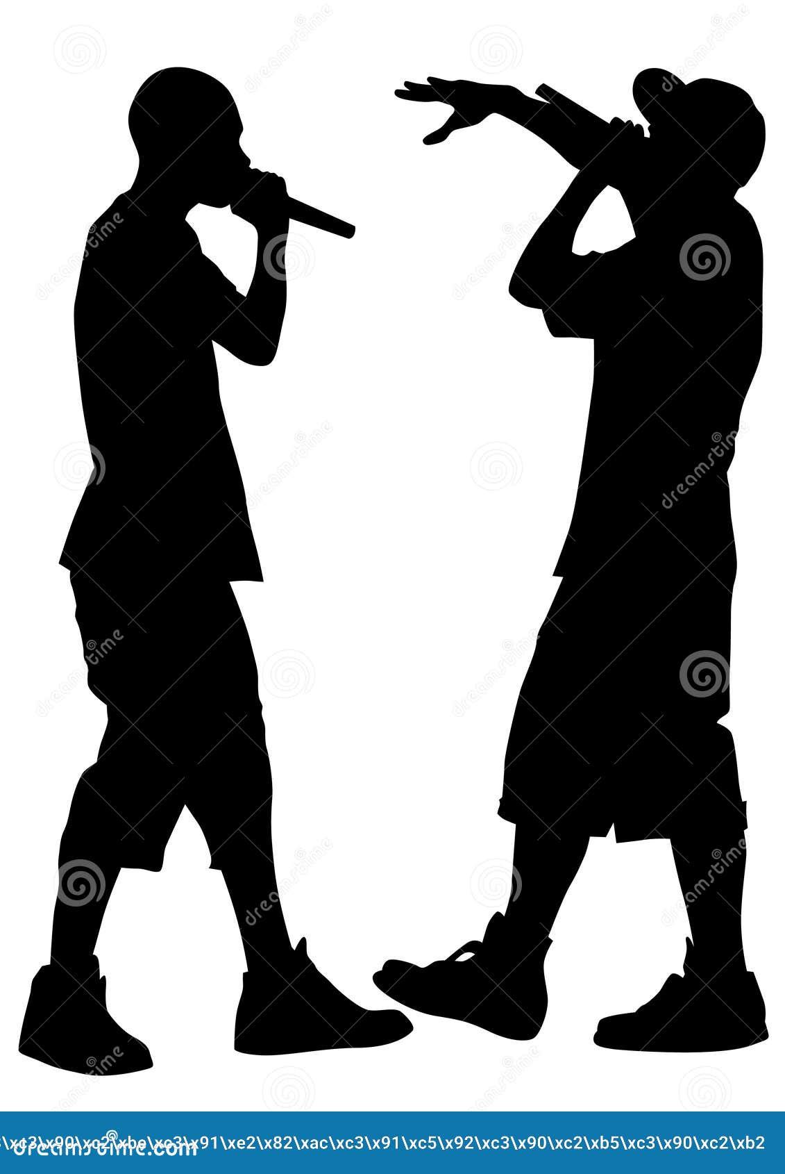 Hip hop artyści pięć