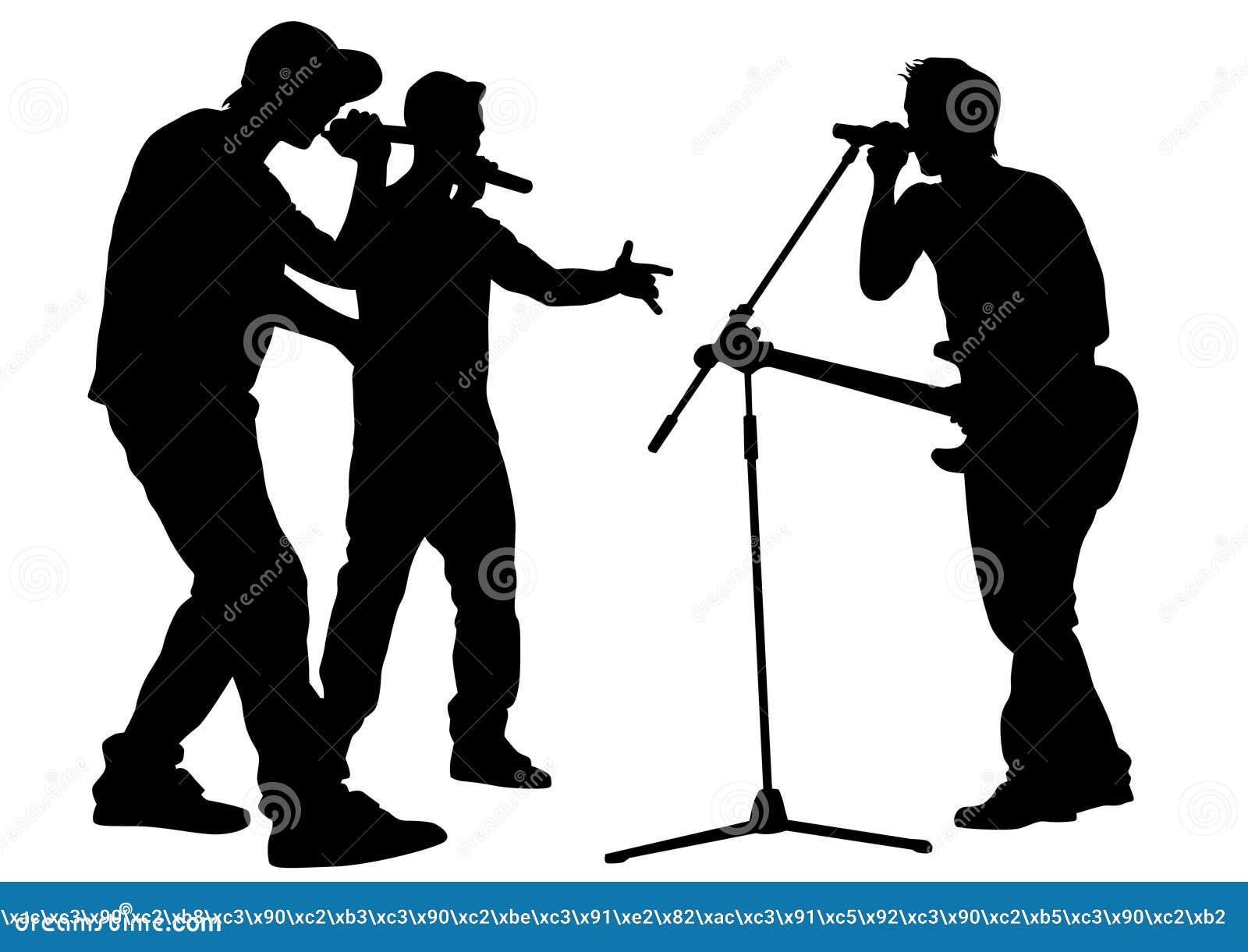 Hip hop artyści trzy