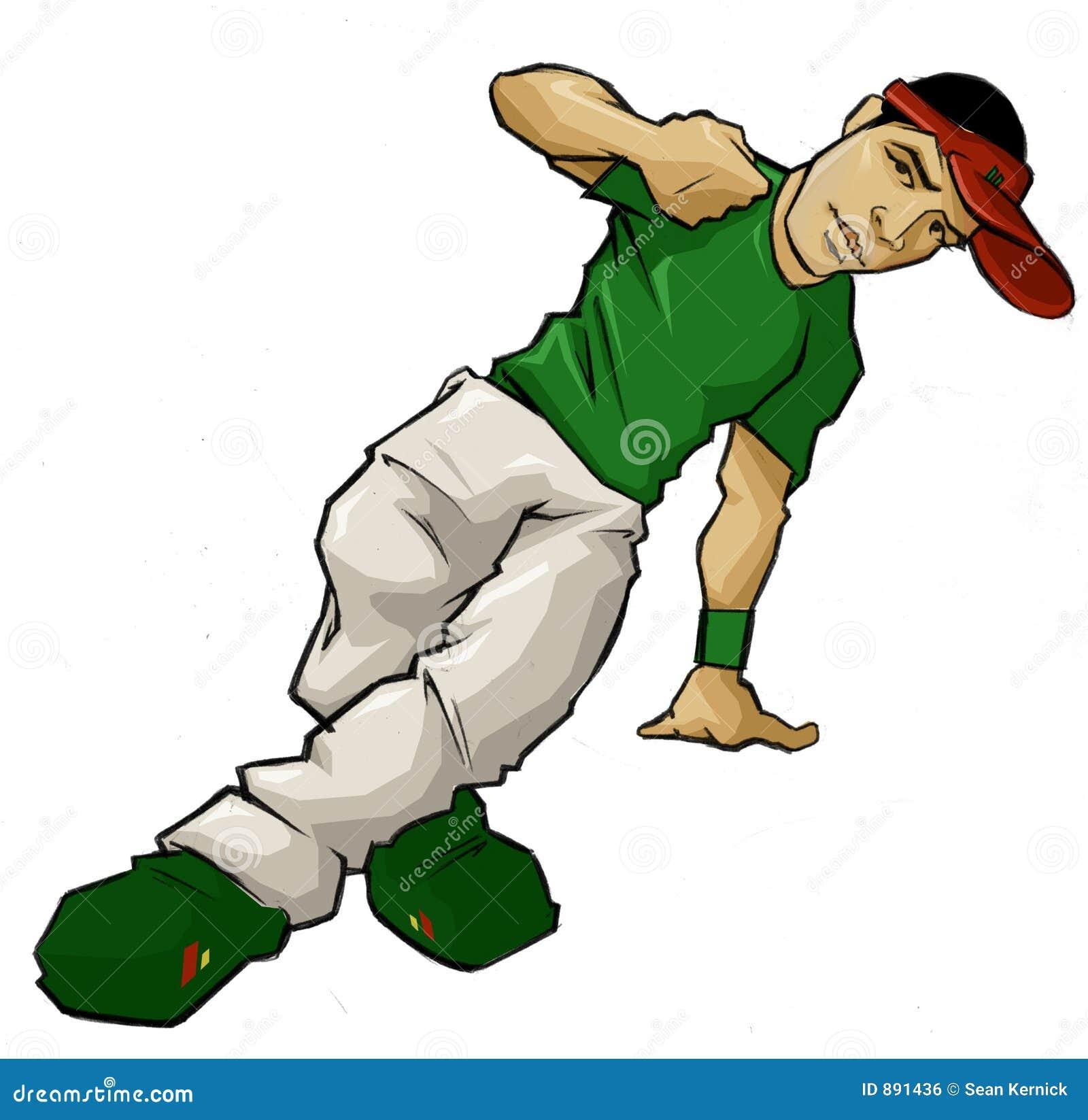 Hip Hop Breakdance Royalty Free Stock Image Image 891436