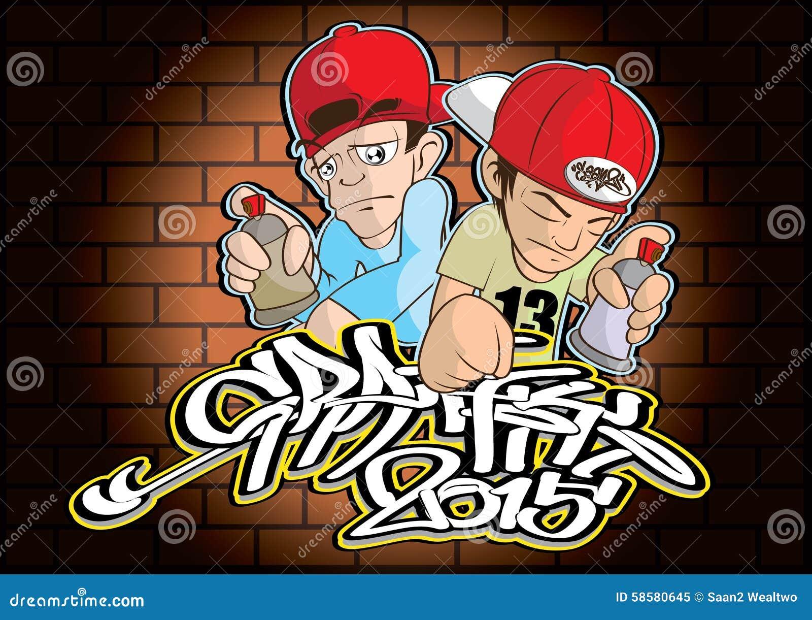 A Z Cartoon Characters Rap : Hip hop graffiti characters pixshark images