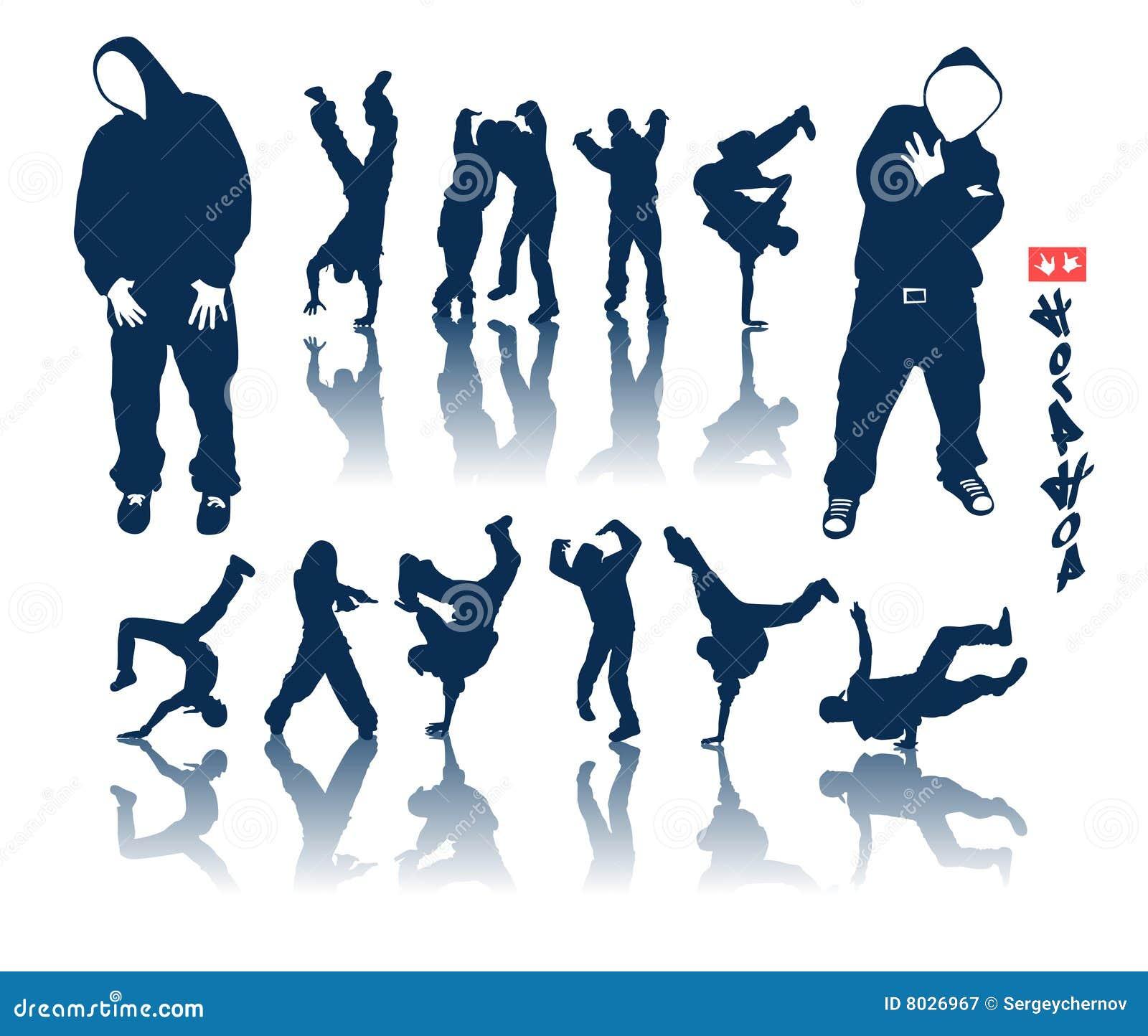 Hip hop set