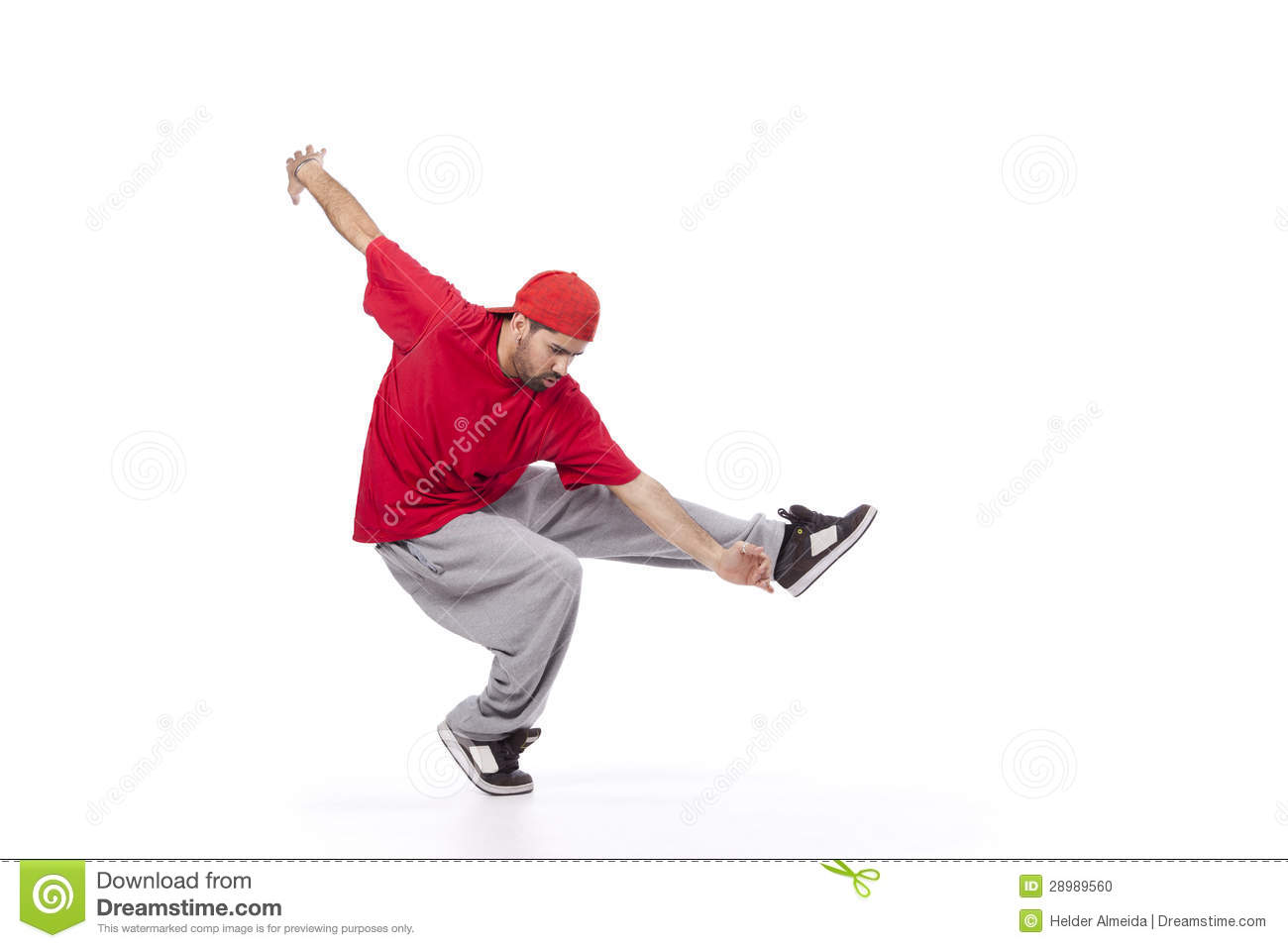 hip pop dancer stock photo image of cool disco male 28989560