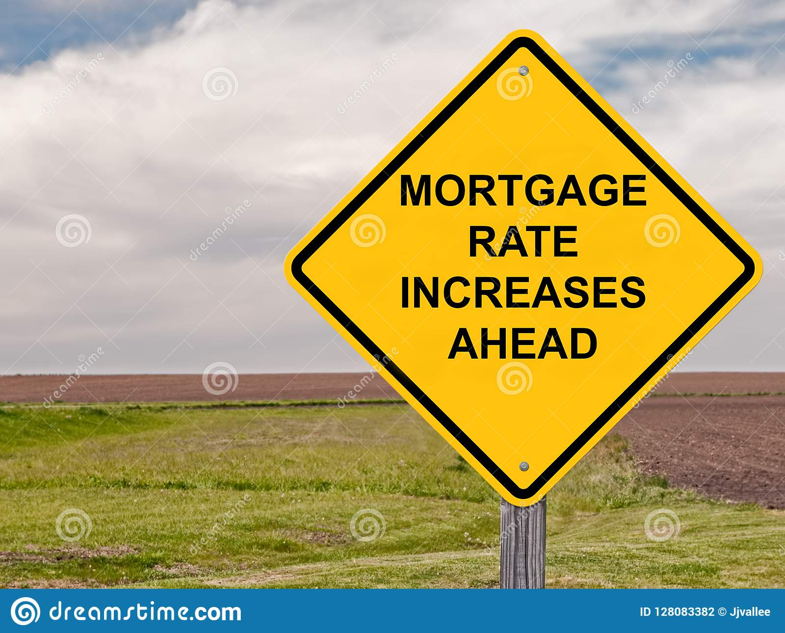 Hipoteca Rate Ahead Warning Sign
