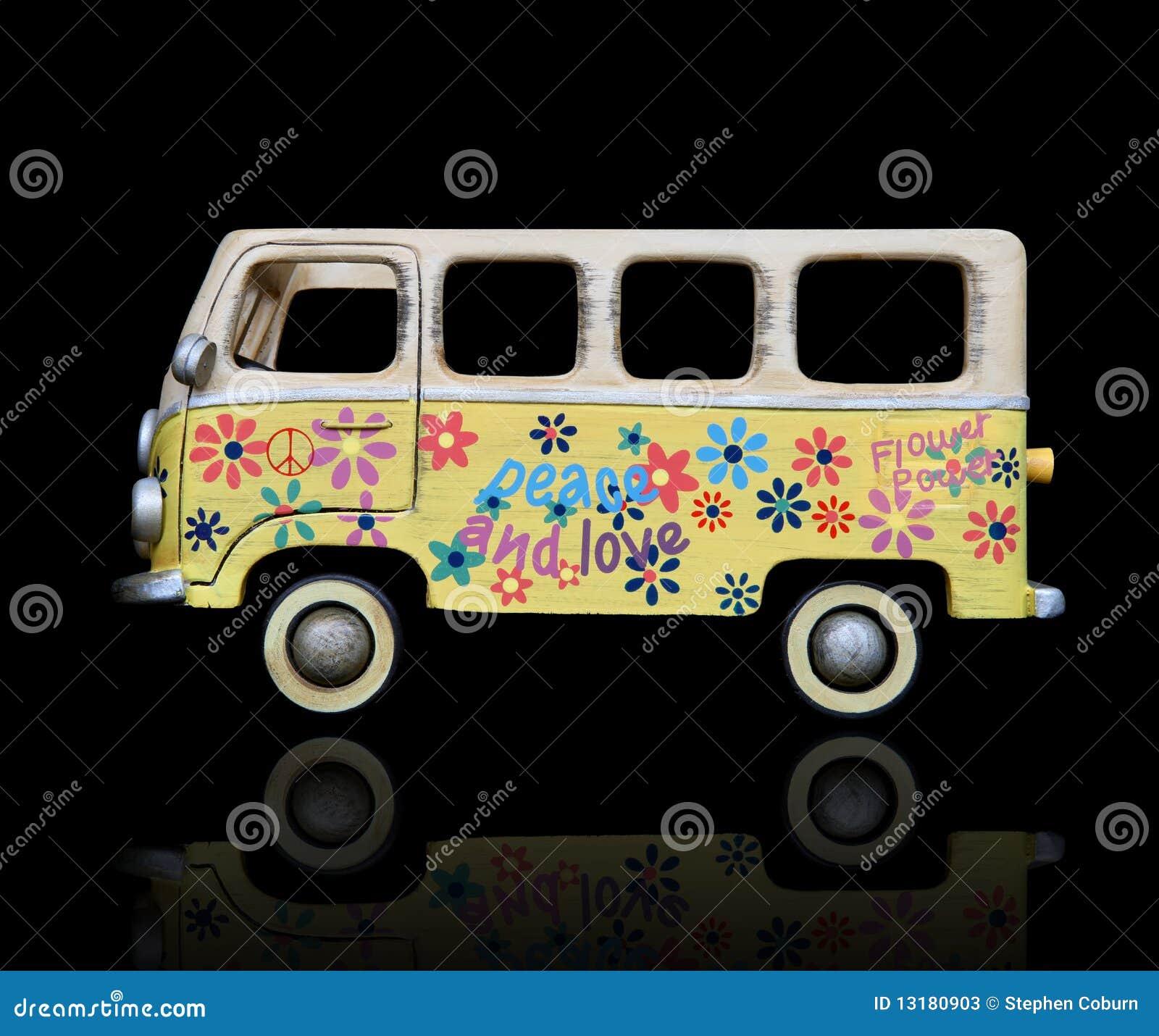 Hippie φορτηγό