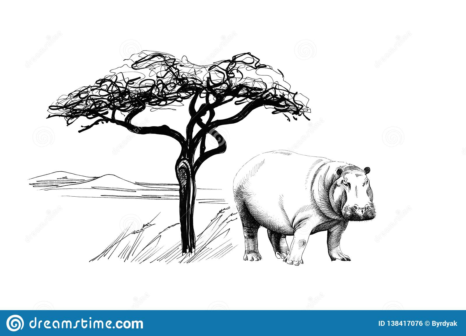 8 Tree Drawing - Tree Drawing No Background , Free Transparent Clipart -  ClipartKey