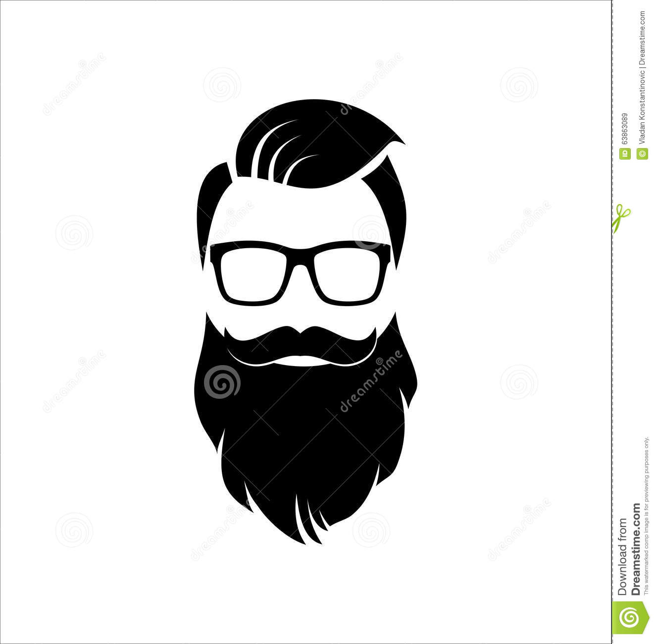 hipster black and white  hairstyle stock vector image gentleman clipart black and white gentleman clipart black and white
