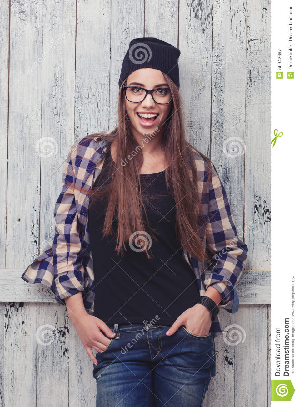 Your Girl with beanie and glasses porn opinion