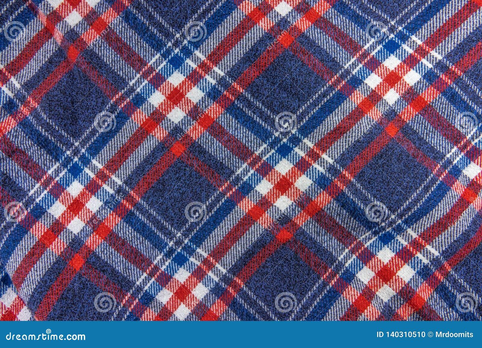 Hipster Plaid Shirt Pattern