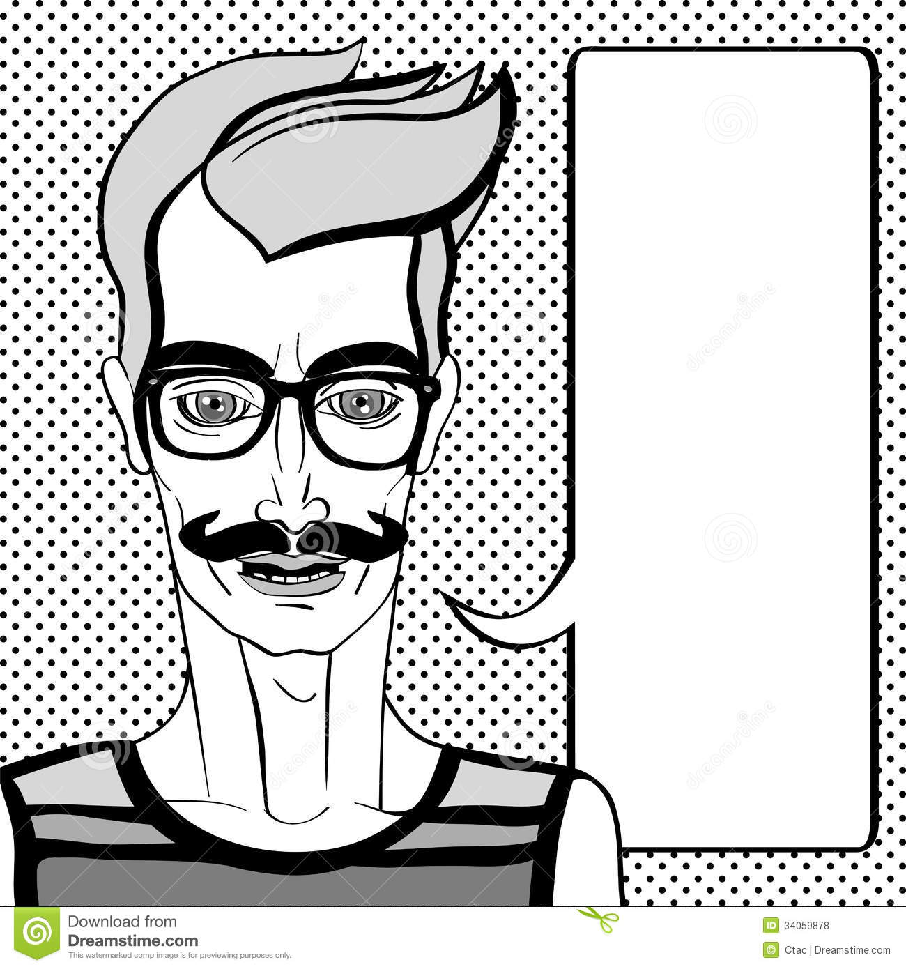 The gallery for --> The Hipster Drawing
