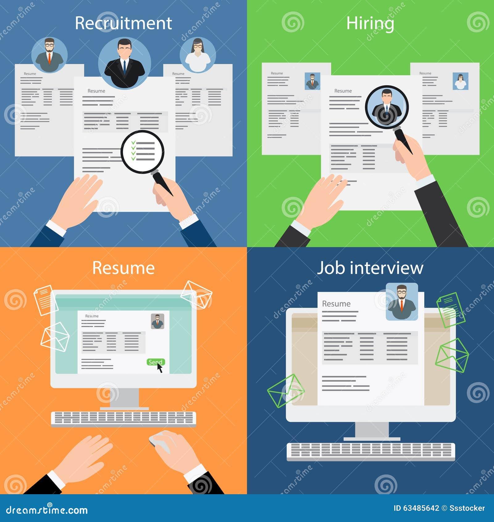 recruitment and job