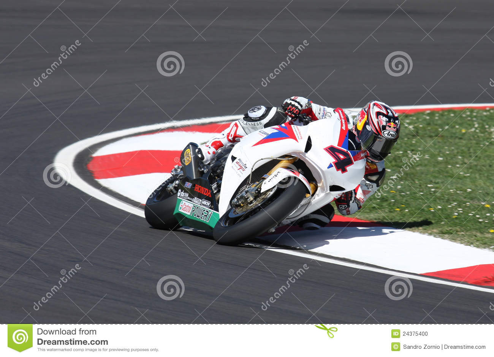 Hiroshi Aoyama - Honda CBR1000RR