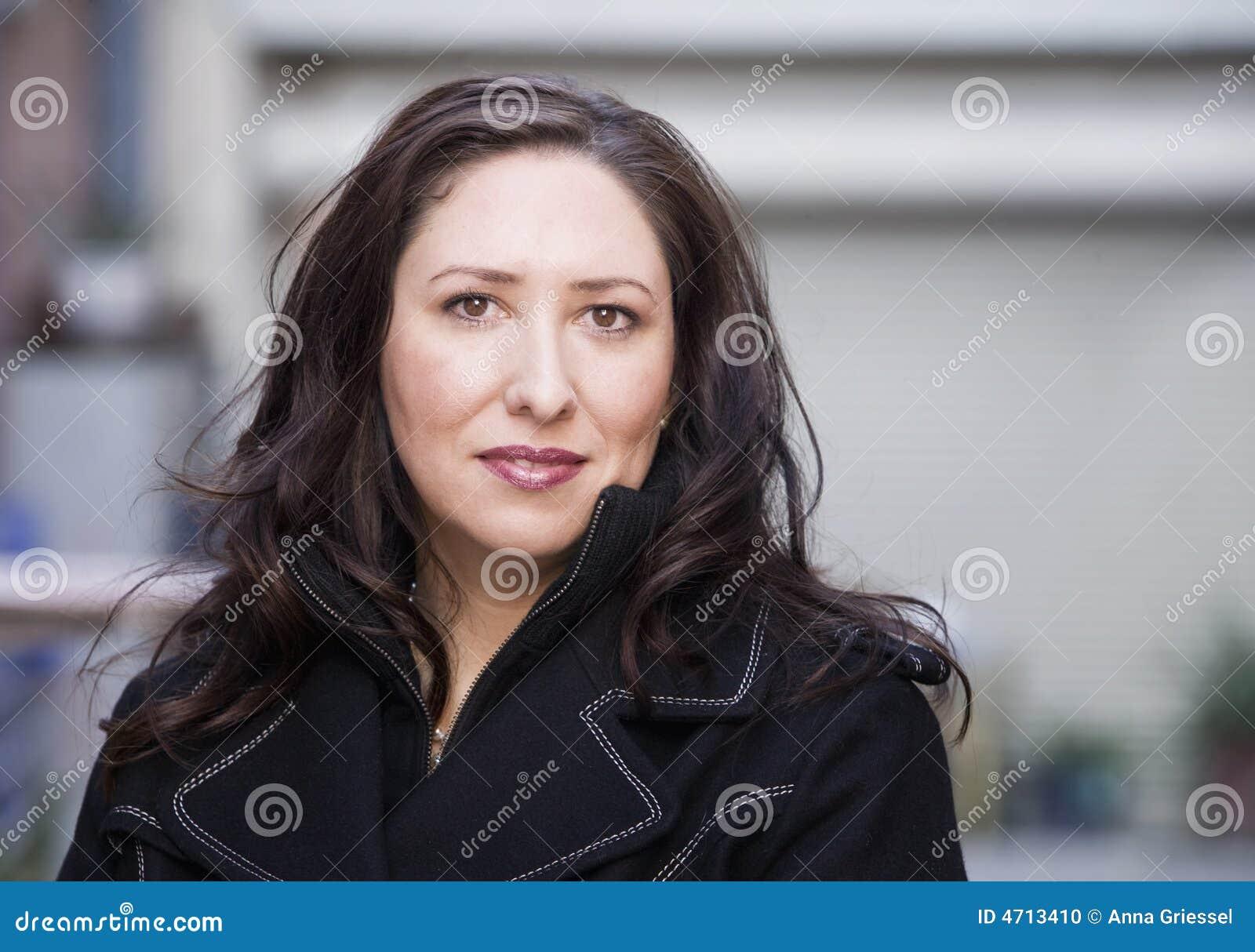 Hispanische Frau
