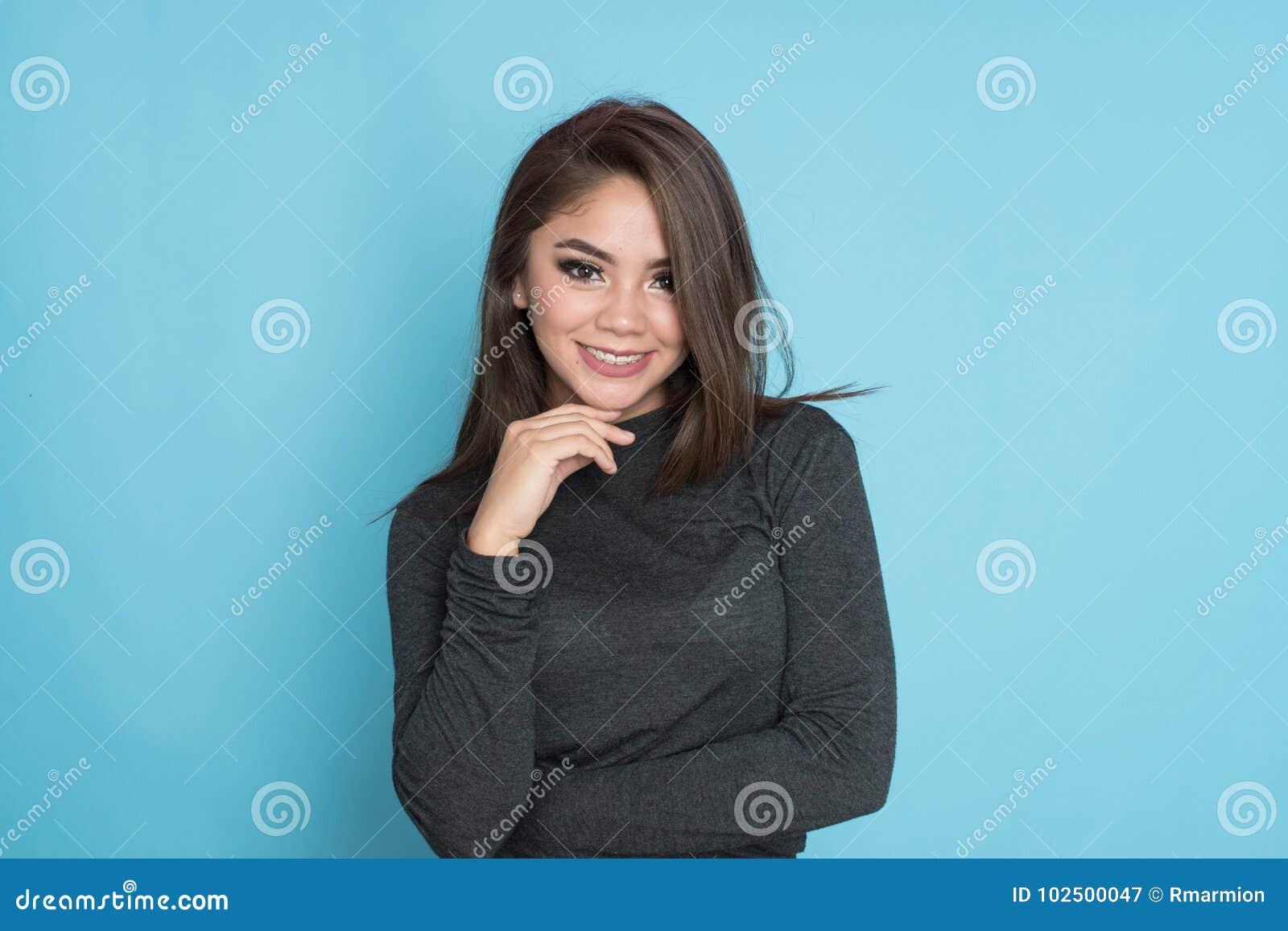 Hispanisches jugendlich Mädchen