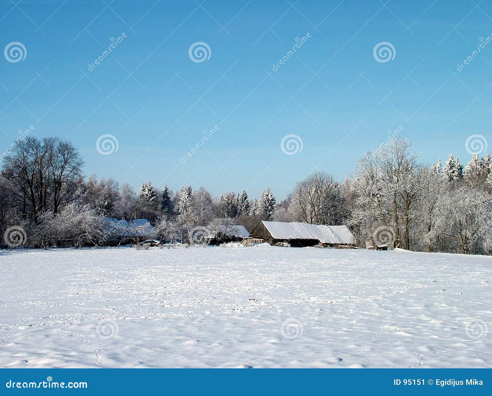 Histoire de l hiver