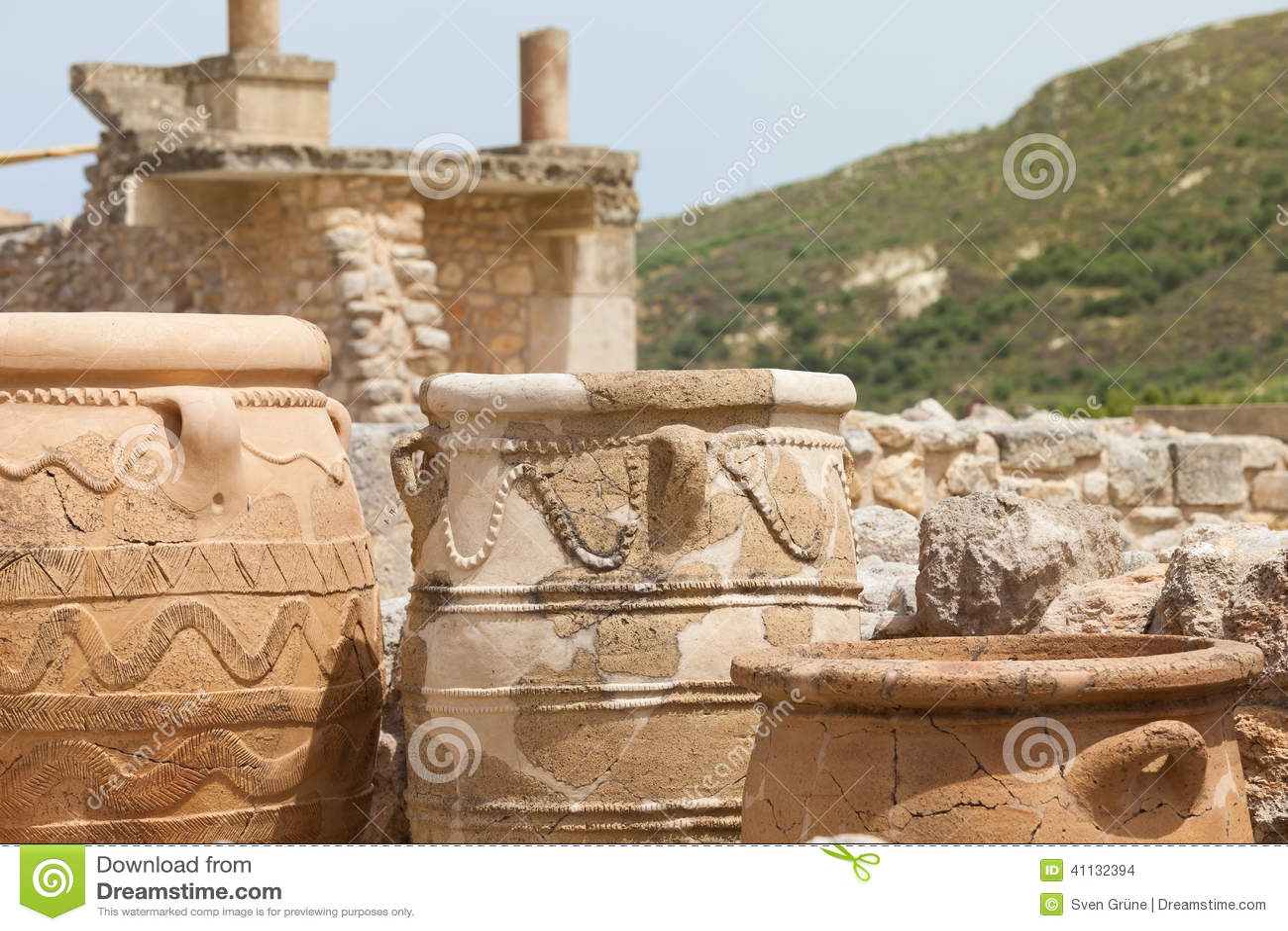 Historia av Knossos