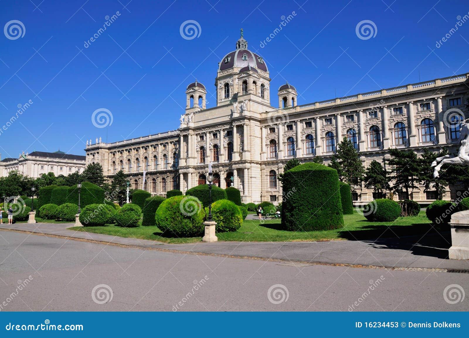 Historia del museo de arte, Viena